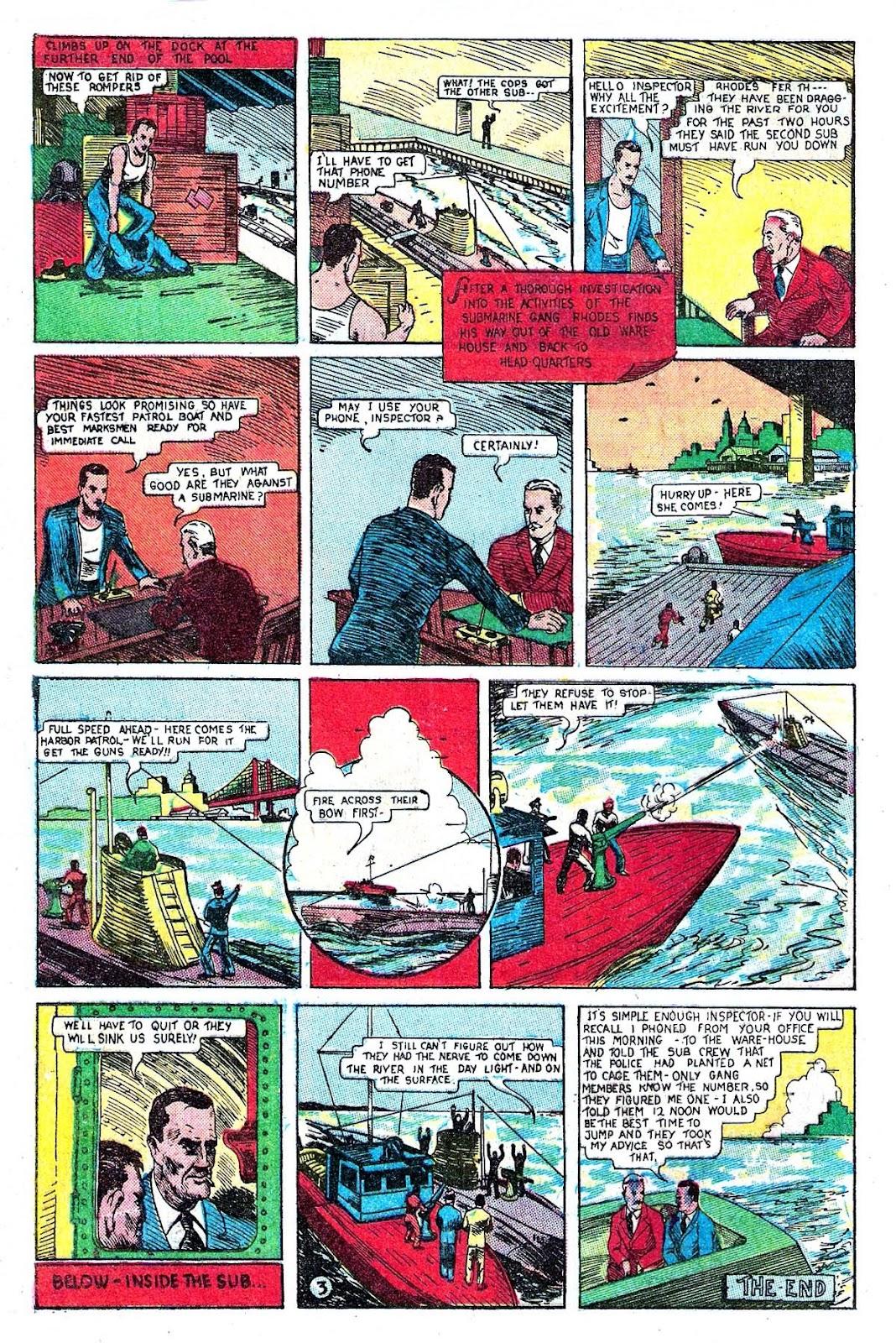 Amazing Man Comics issue 5 - Page 20