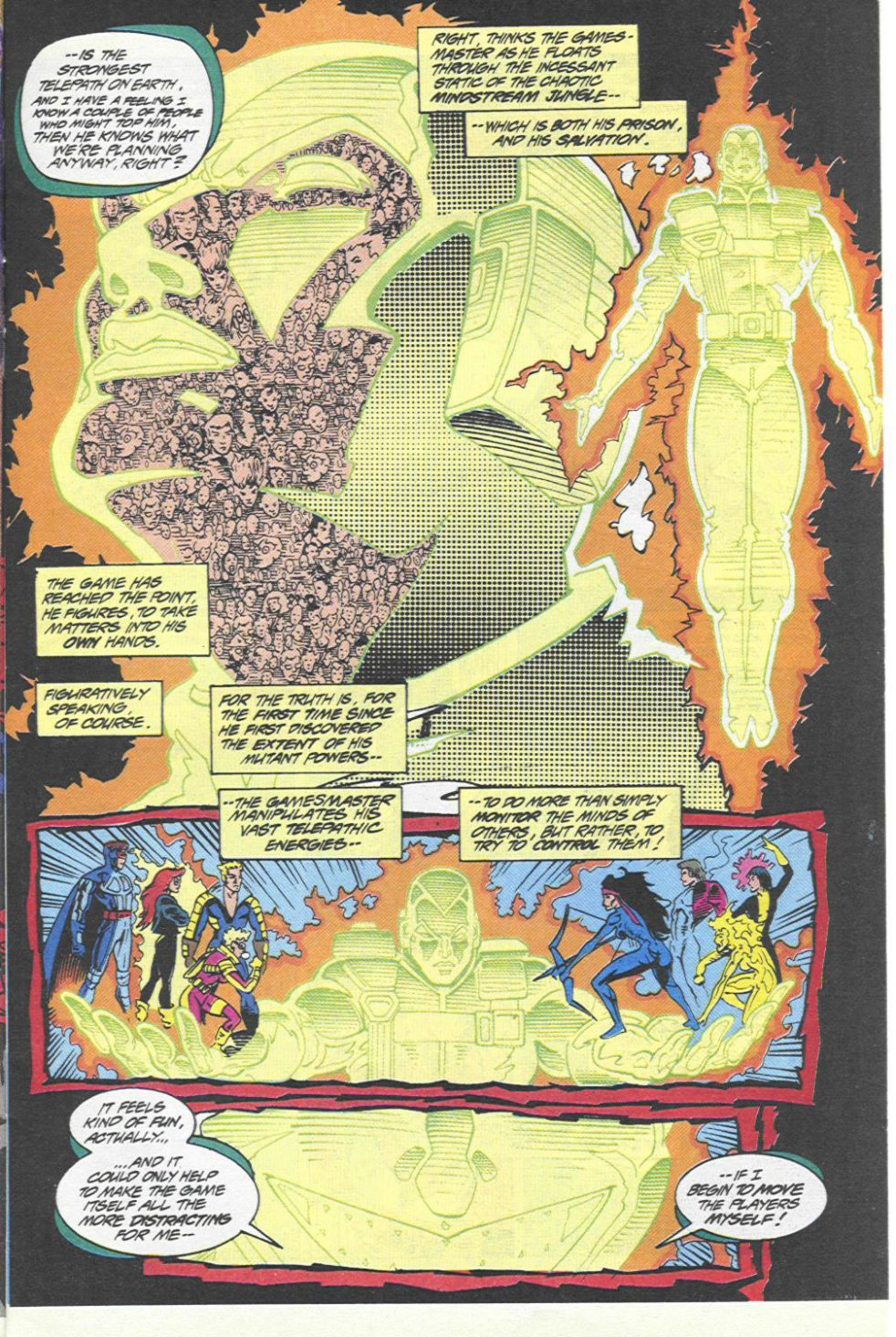 The New Warriors Issue #46 #50 - English 7