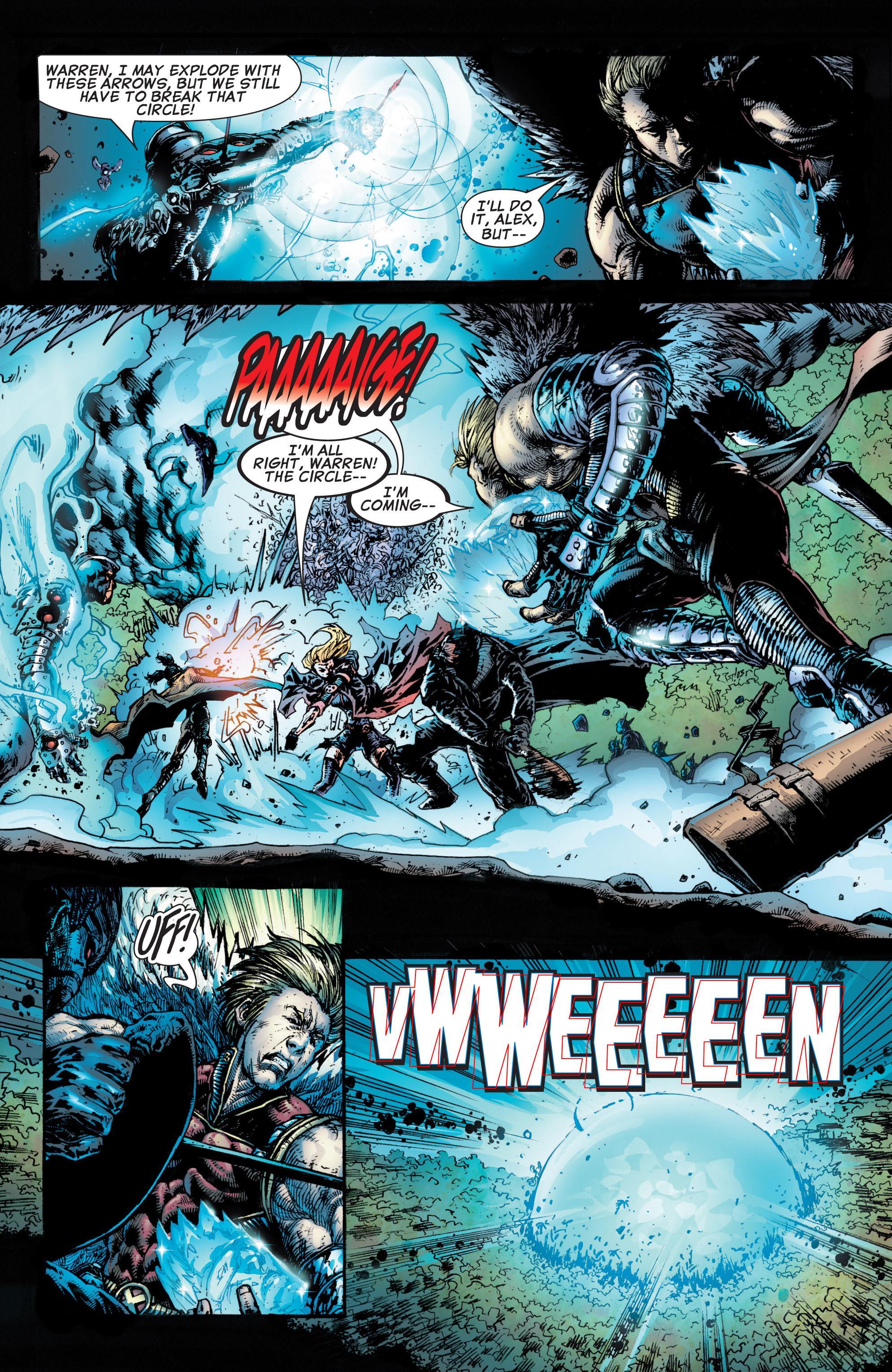 Read online Uncanny X-Men (1963) comic -  Issue #430 - 22