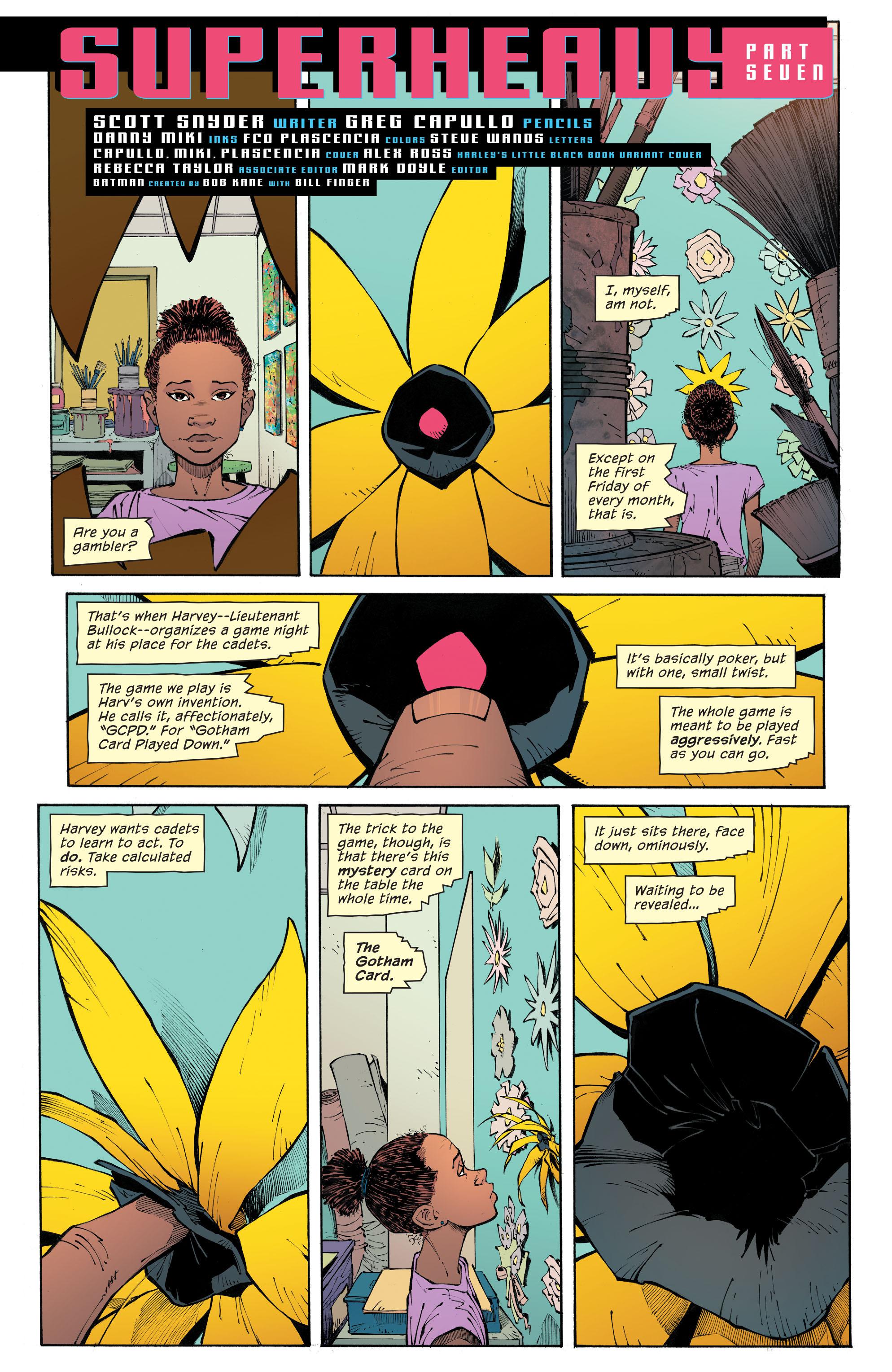 Read online Batman (2011) comic -  Issue # _TPB 9 - 29