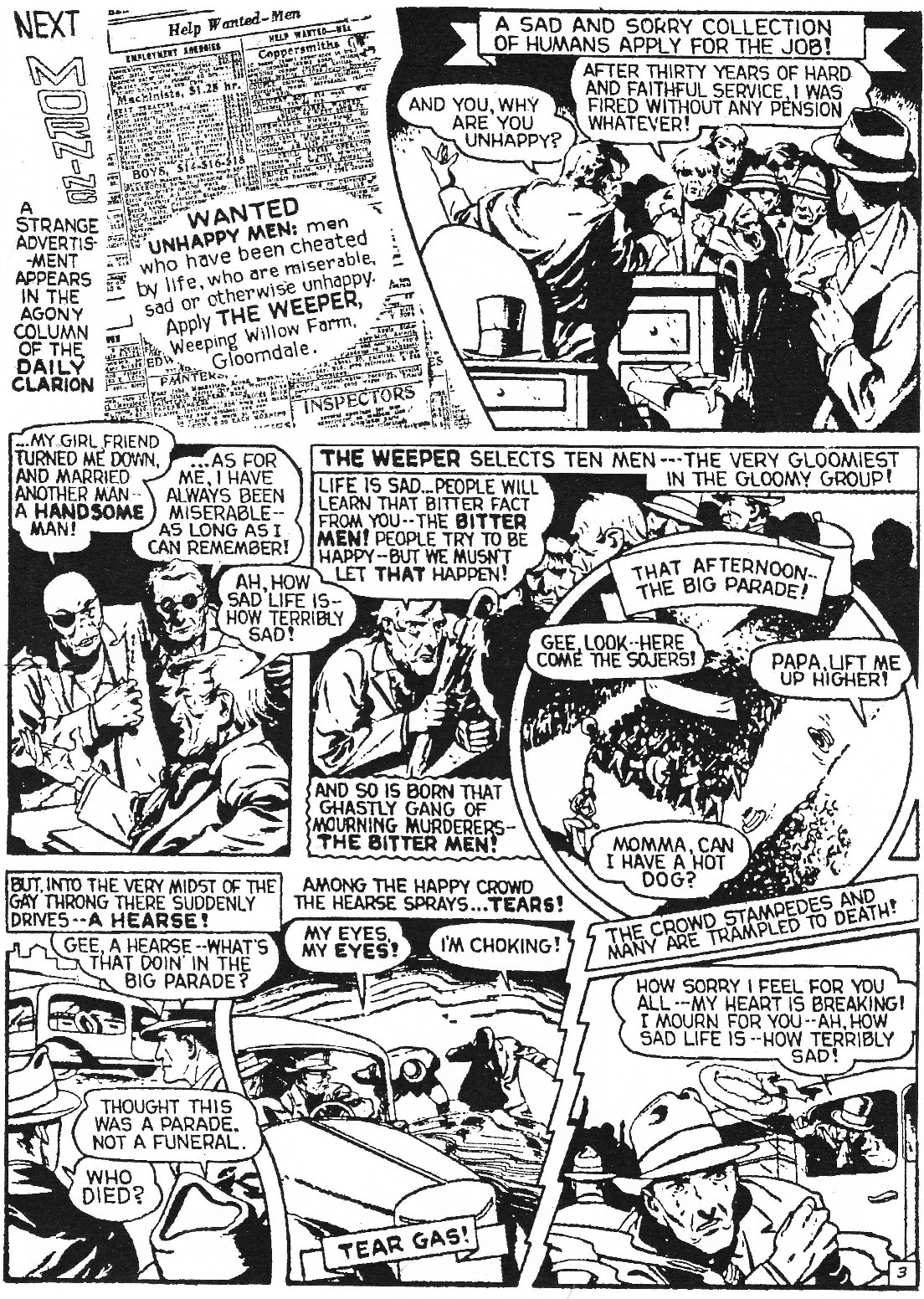 Read online Men of Mystery Comics comic -  Issue #74 - 5
