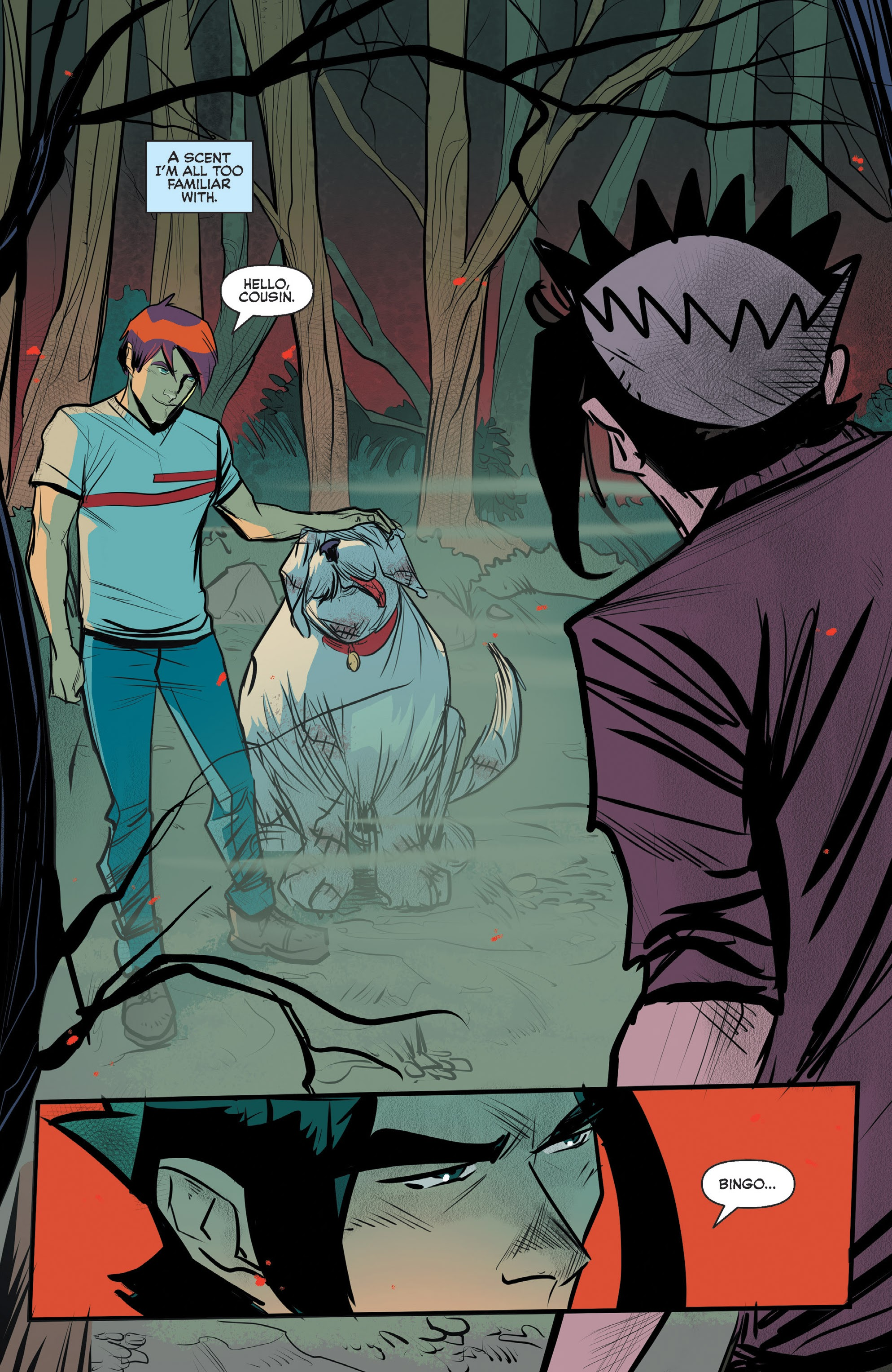 Jughead The Hunger #12 #13 - English 13