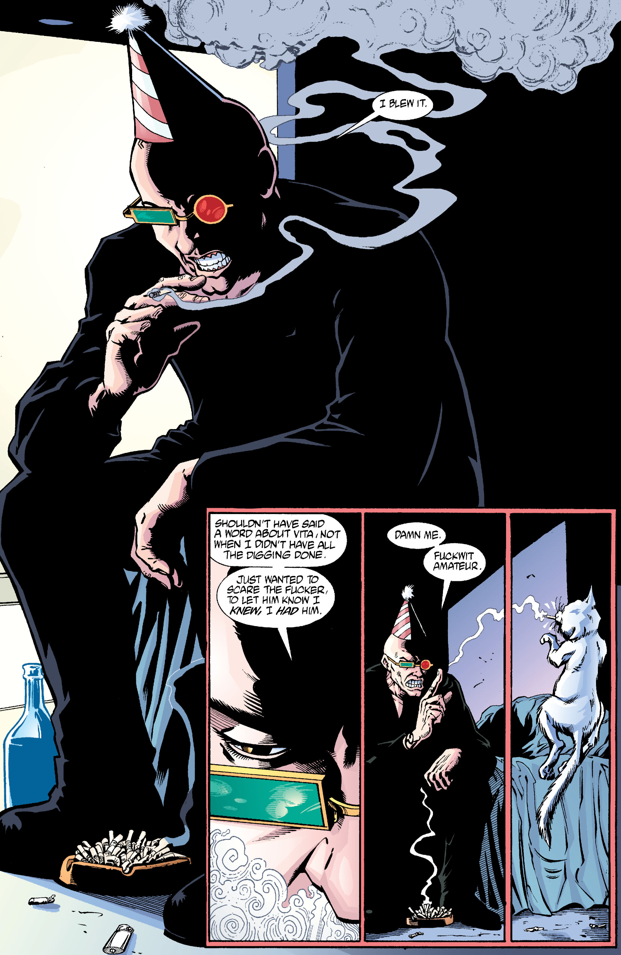 Read online Transmetropolitan comic -  Issue #24 - 7
