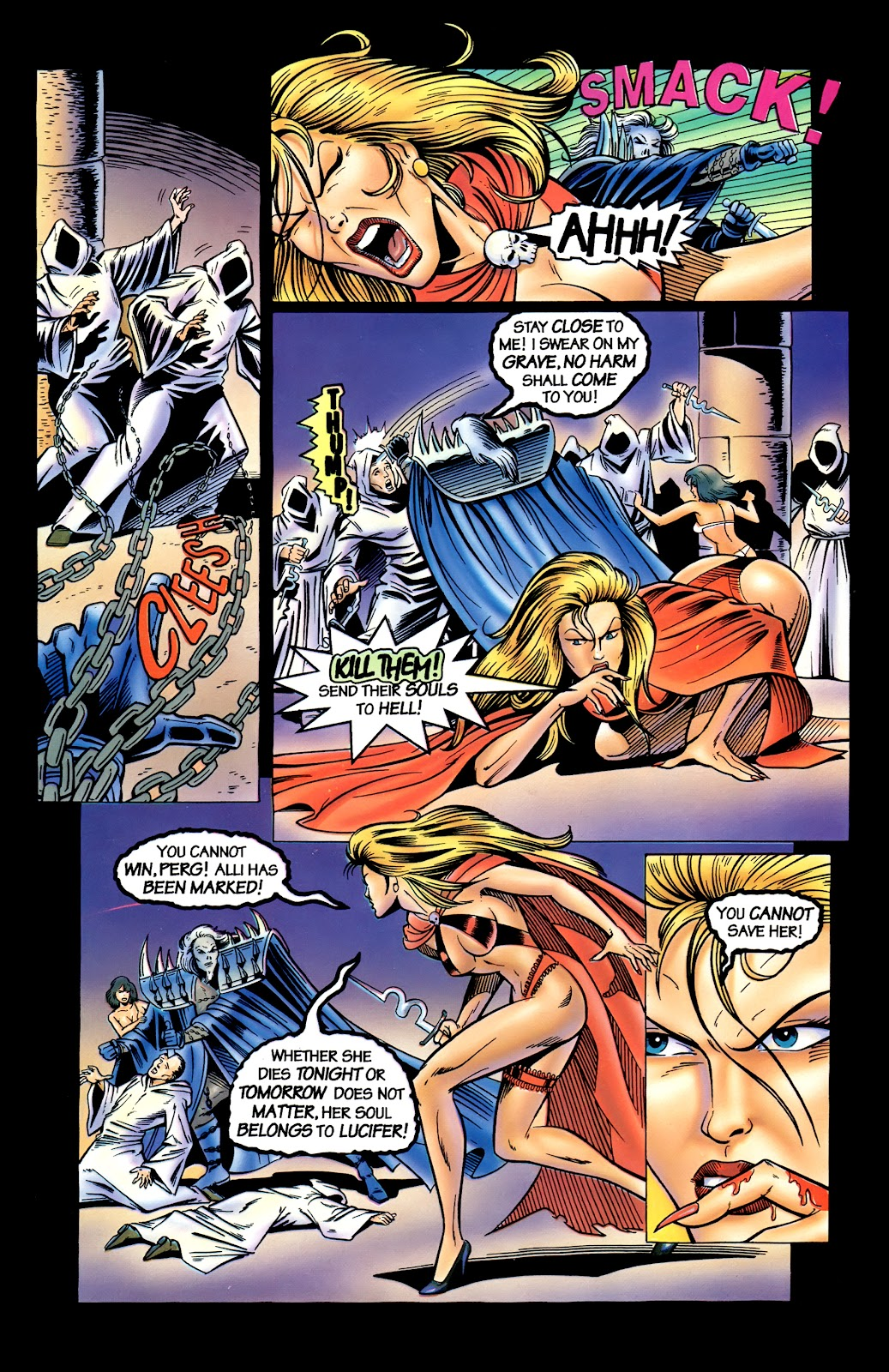 Read online Perg comic -  Issue #7 - 17