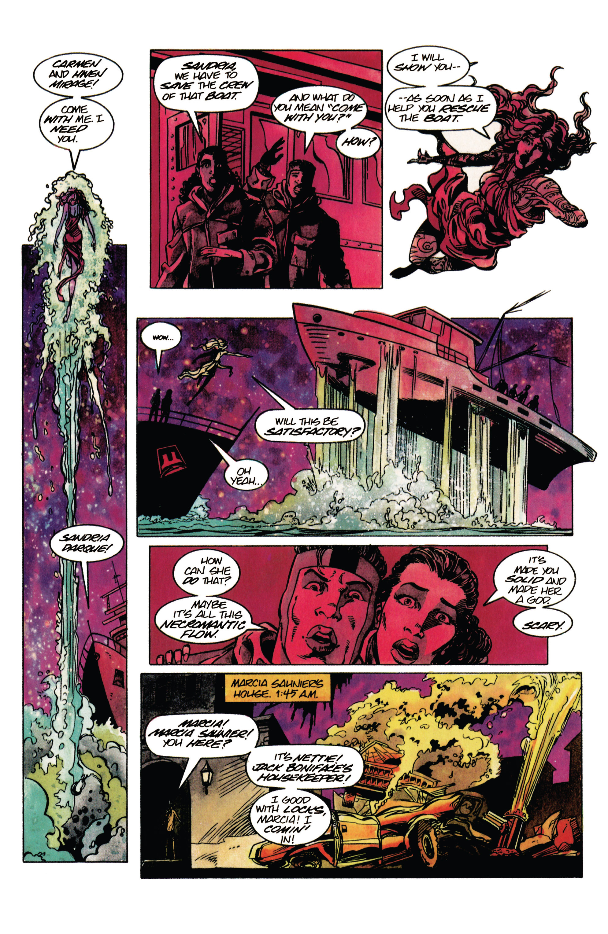 Read online Shadowman (1992) comic -  Issue #29 - 18