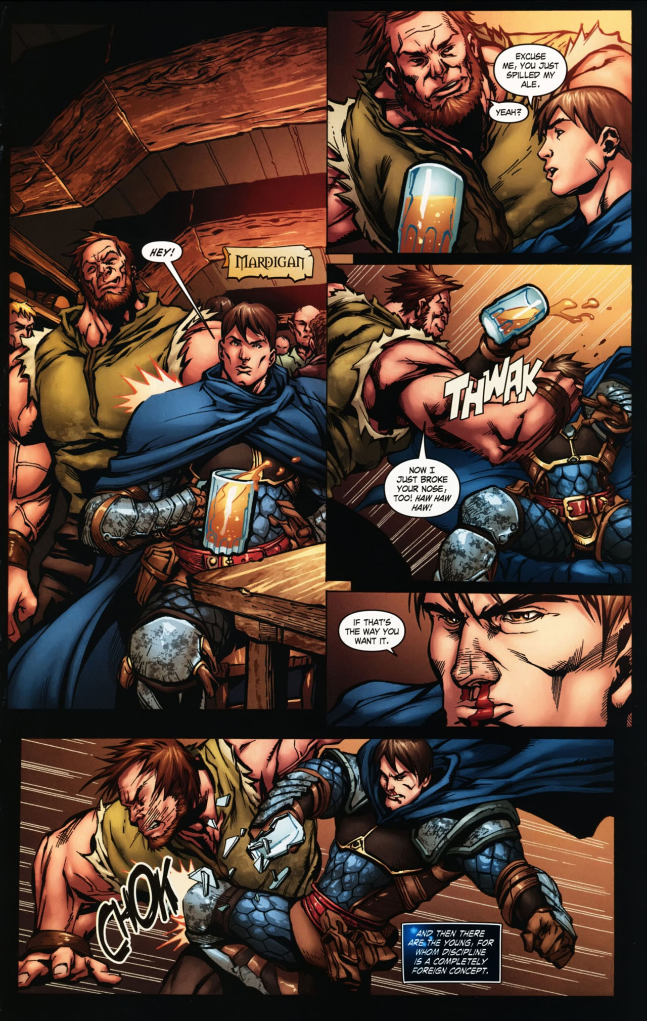 Read online World of Warcraft Special comic -  Issue # Full - 15