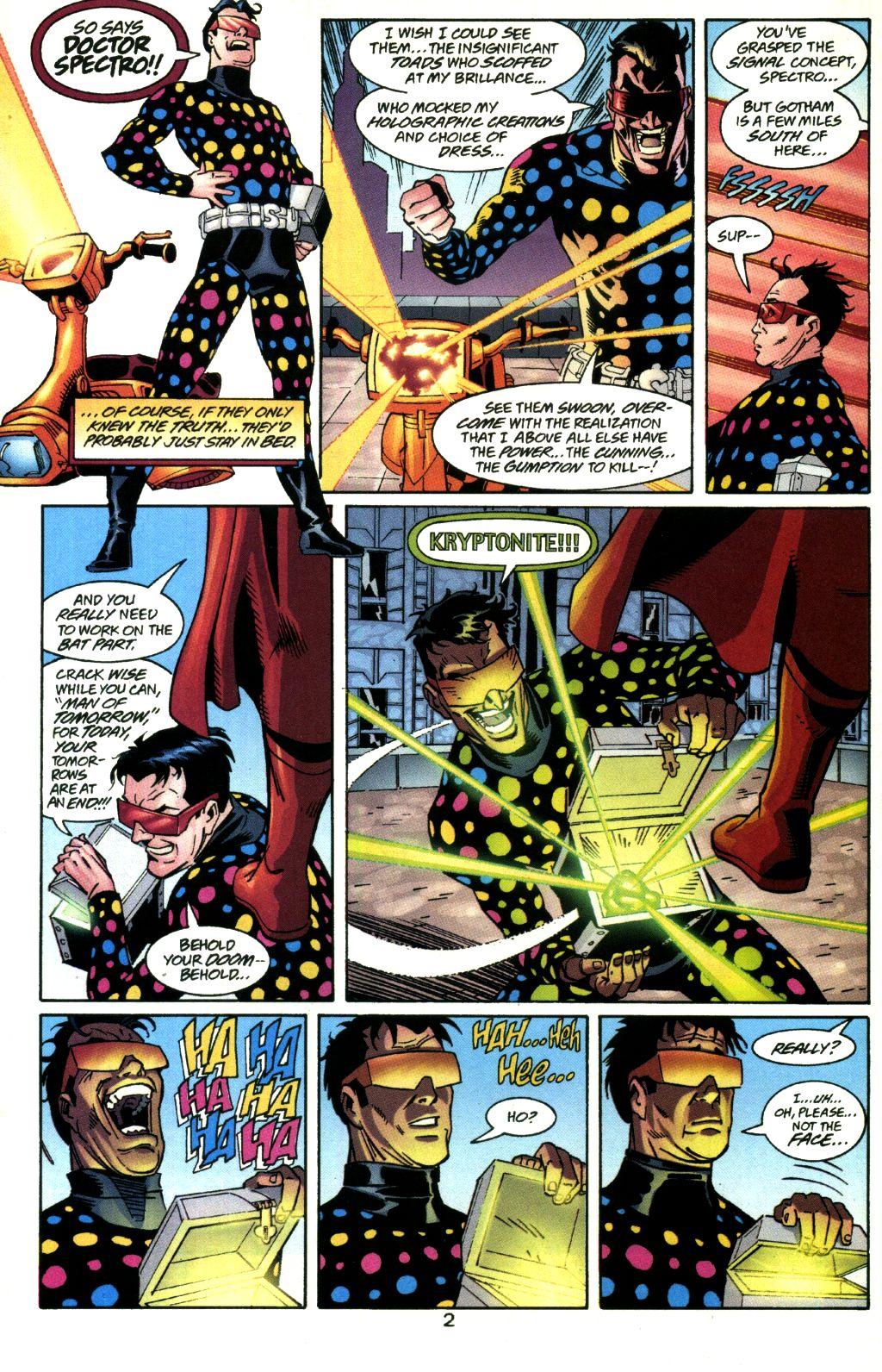 Action Comics (1938) 760 Page 2