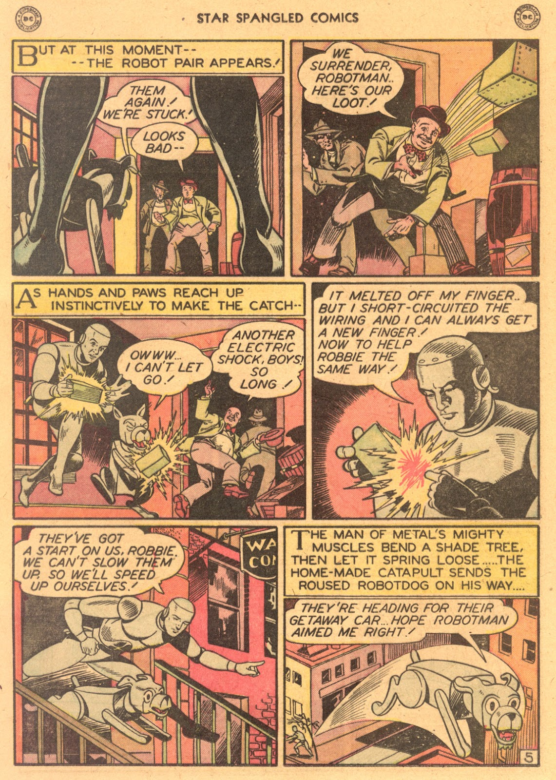 Star Spangled Comics (1941) issue 80 - Page 19