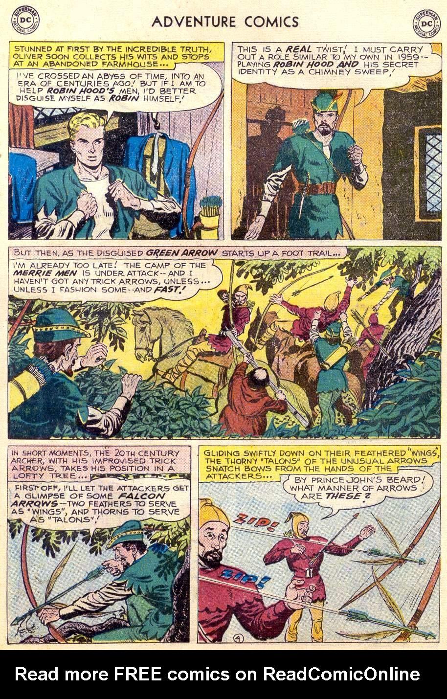 Read online Adventure Comics (1938) comic -  Issue #264 - 29