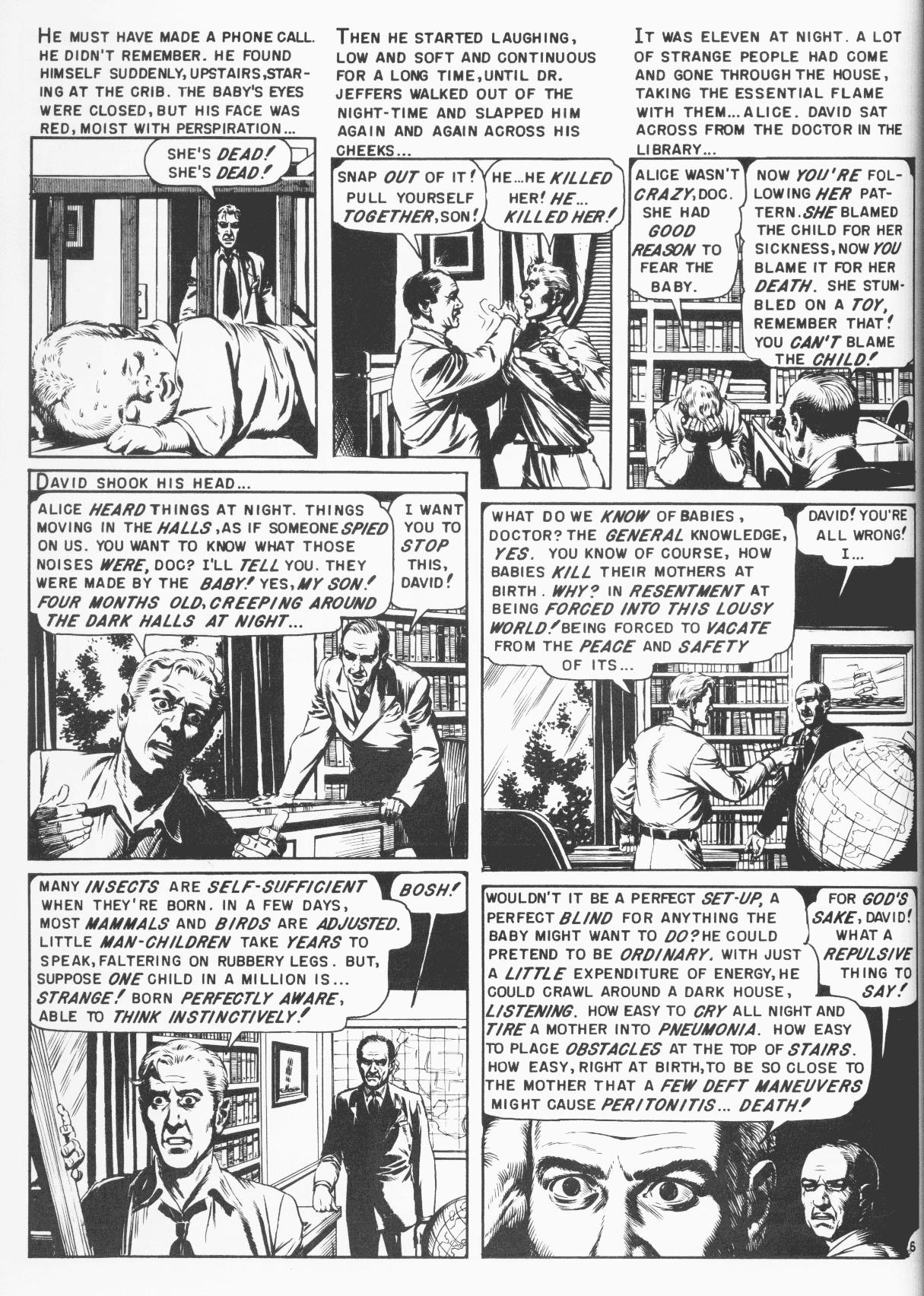 Read online Shock SuspenStories comic -  Issue #7 - 32