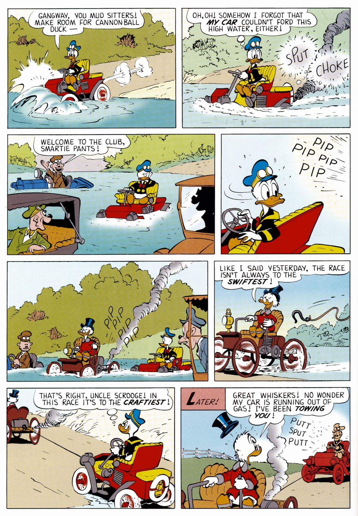 Read online Uncle Scrooge (1953) comic -  Issue #327 - 40