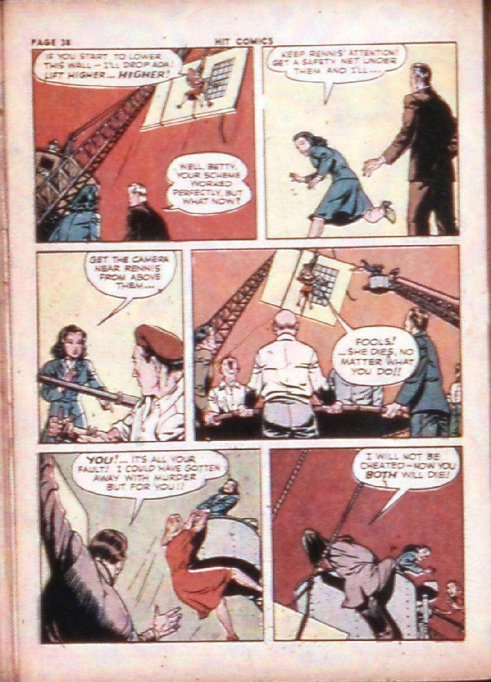 Read online Hit Comics comic -  Issue #29 - 40