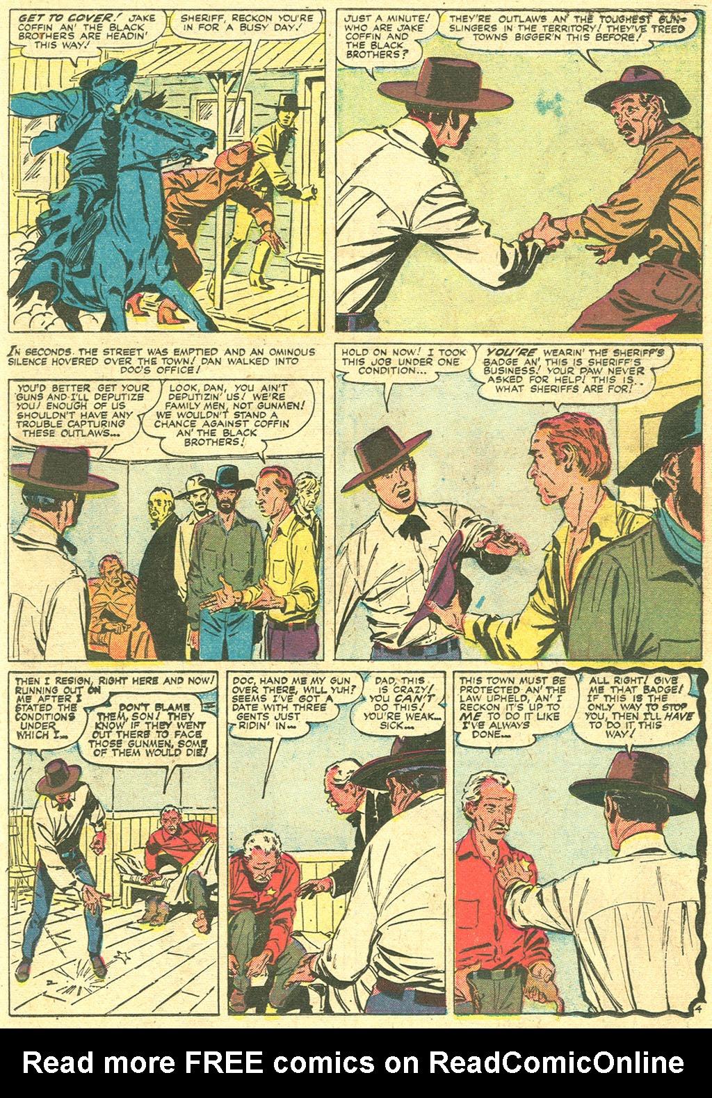 Read online Two-Gun Kid comic -  Issue #47 - 23