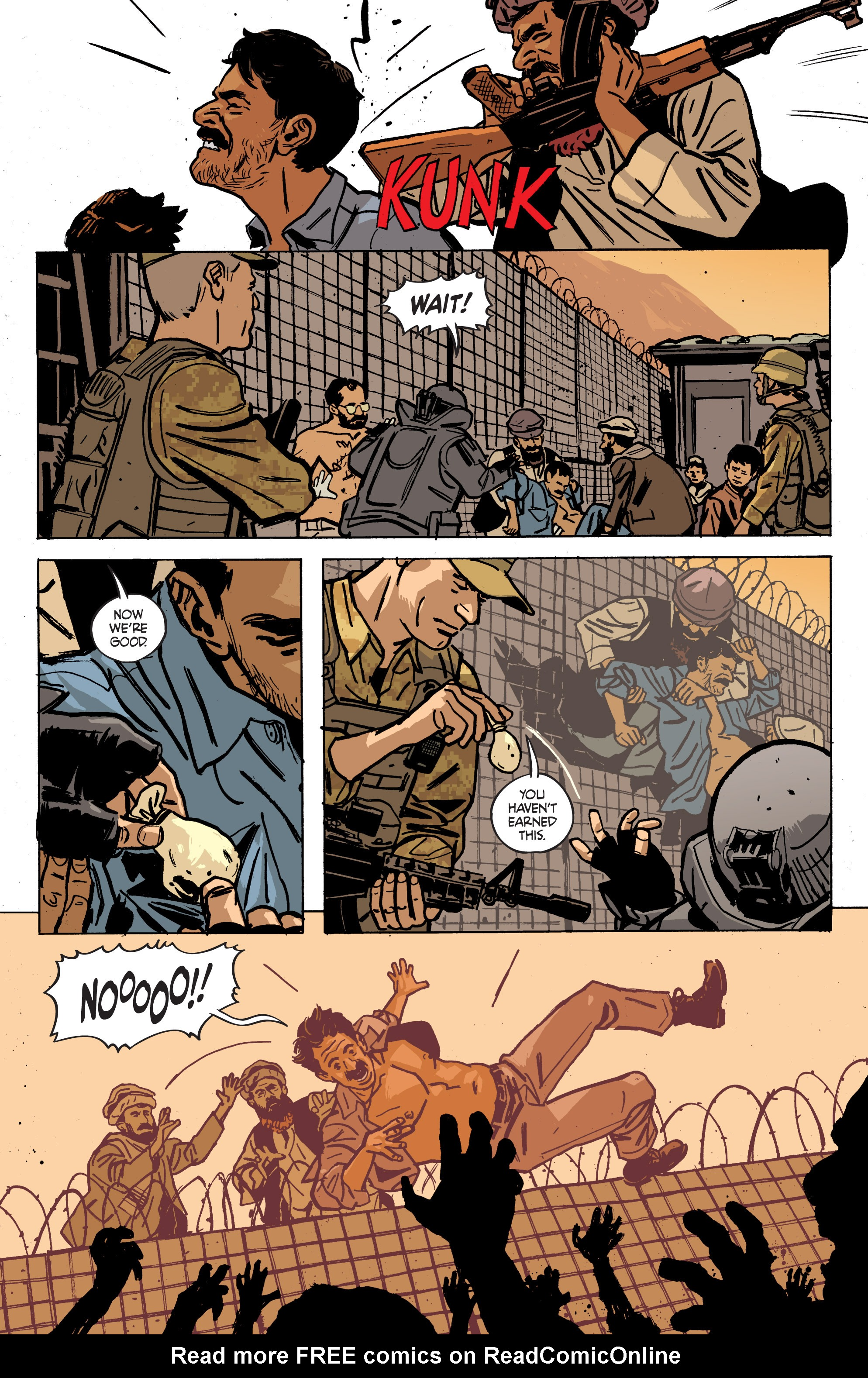 Read online Graveyard of Empires comic -  Issue # TPB - 80
