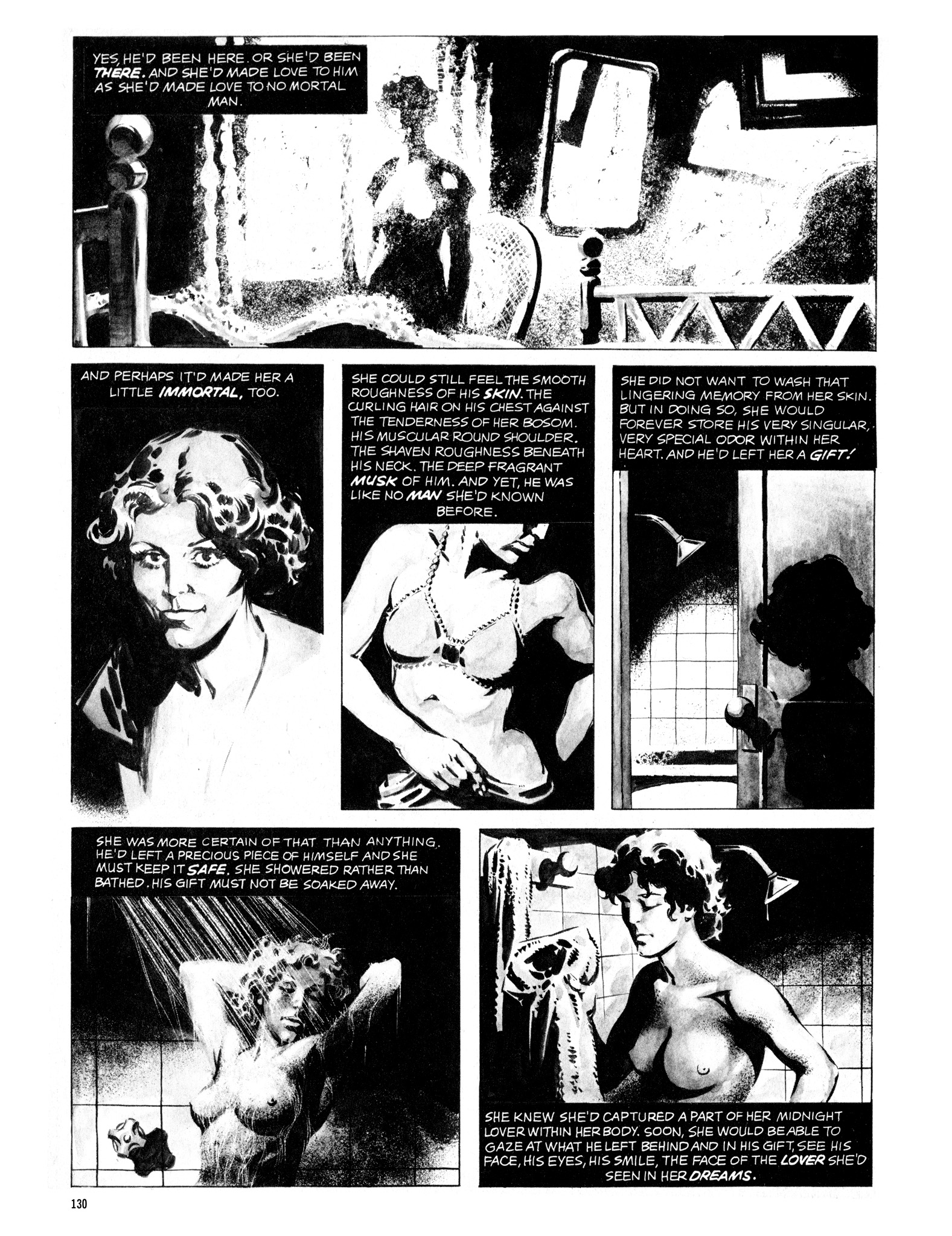 Read online Eerie Archives comic -  Issue # TPB 16 - 131
