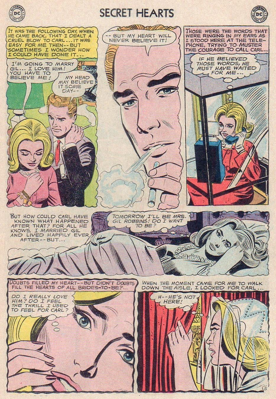 Read online Secret Hearts comic -  Issue #102 - 15