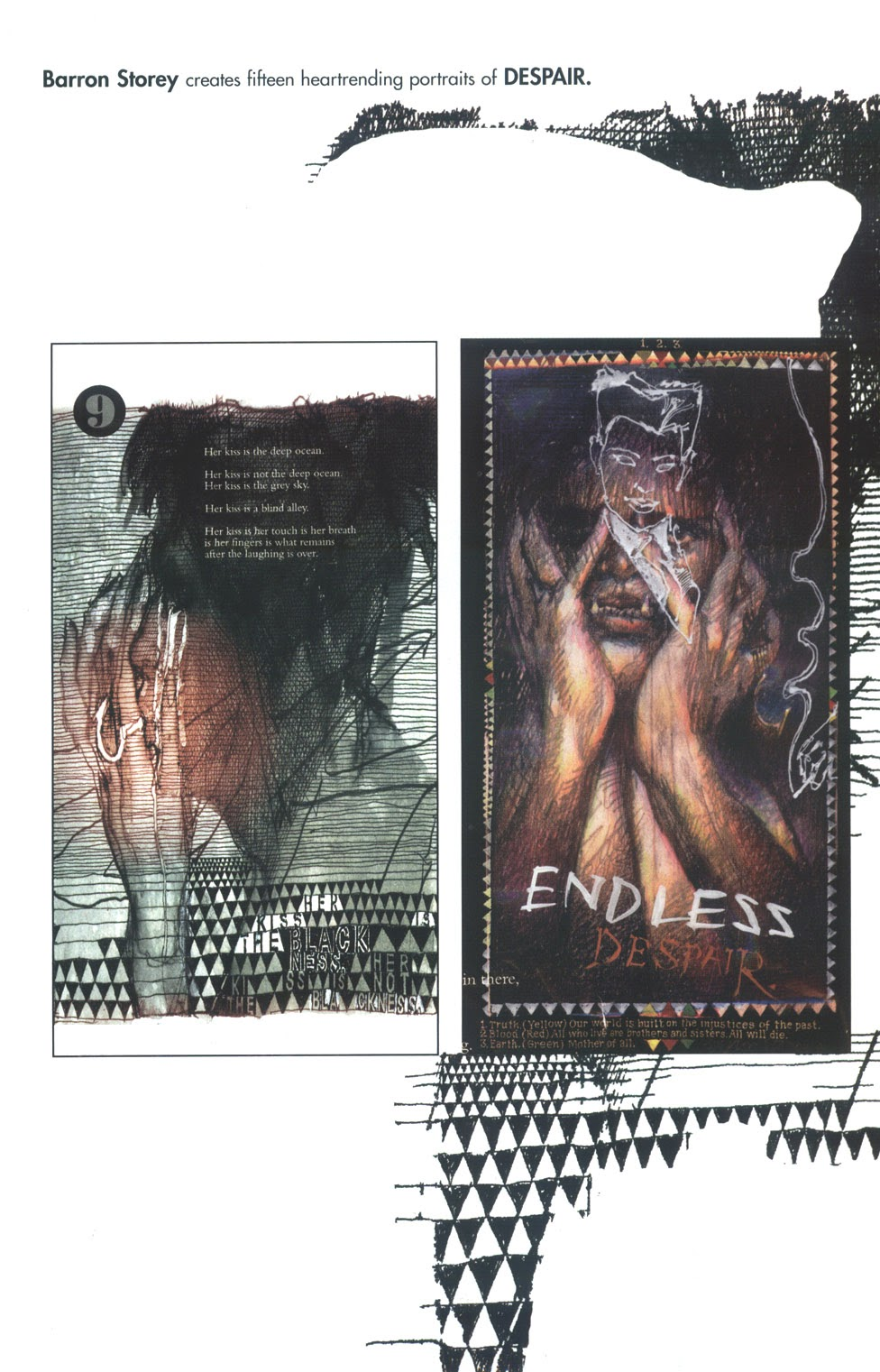 Read online The Sandman: Endless Nights comic -  Issue # _Preview - 5