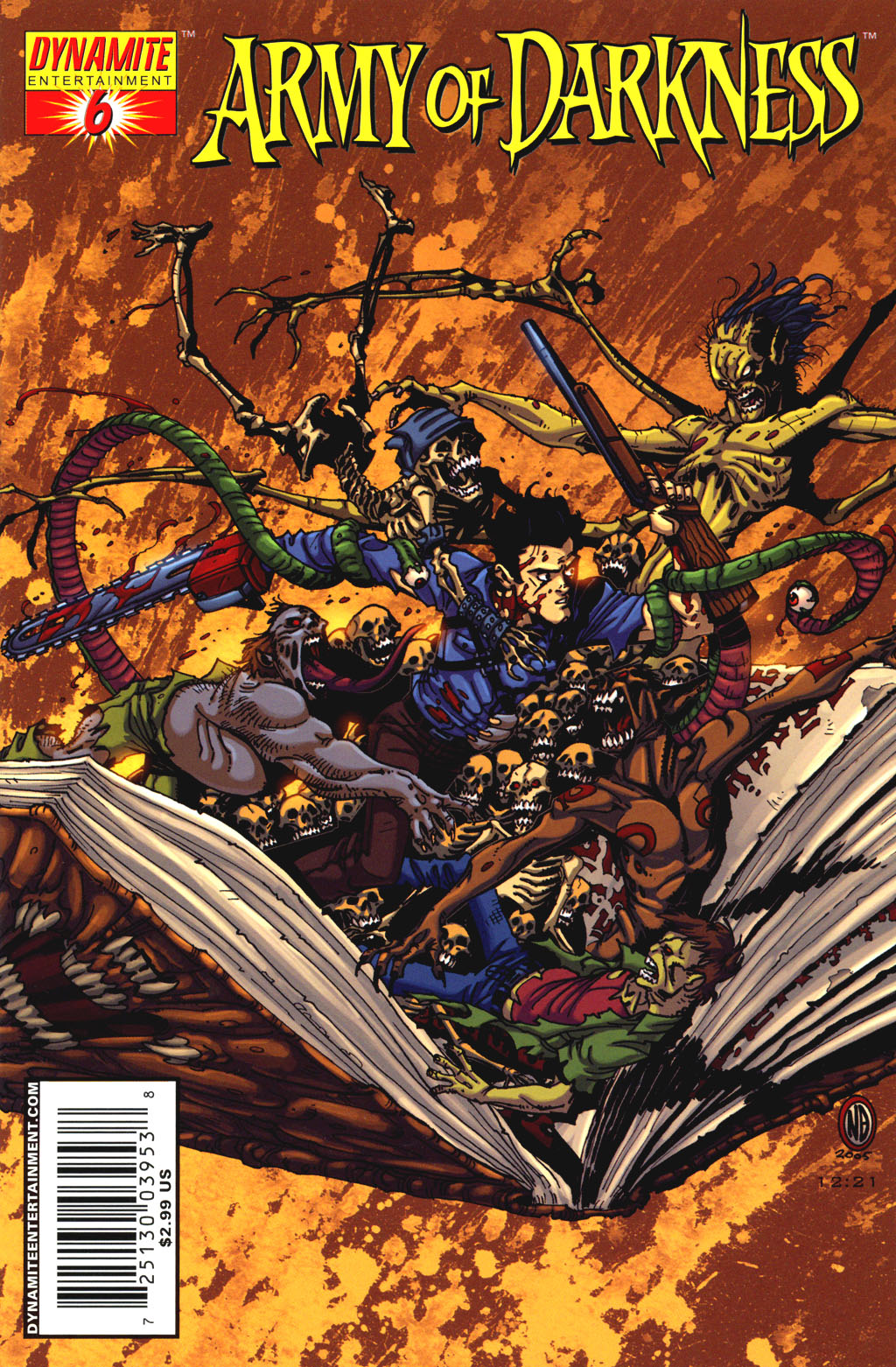 Army of Darkness (2006) Issue #6 #2 - English 2