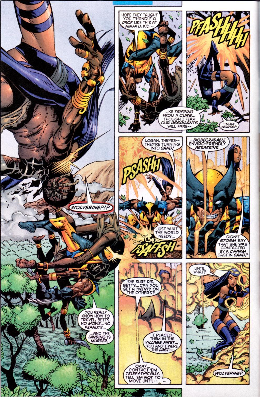 X-Men (1991) 77 Page 6