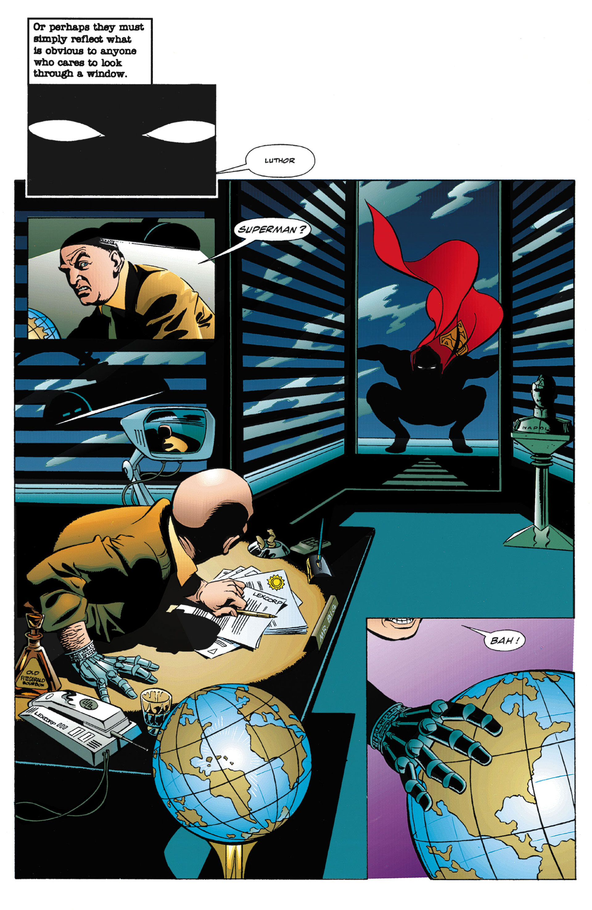 Read online World's Finest (1990) comic -  Issue #3 - 45