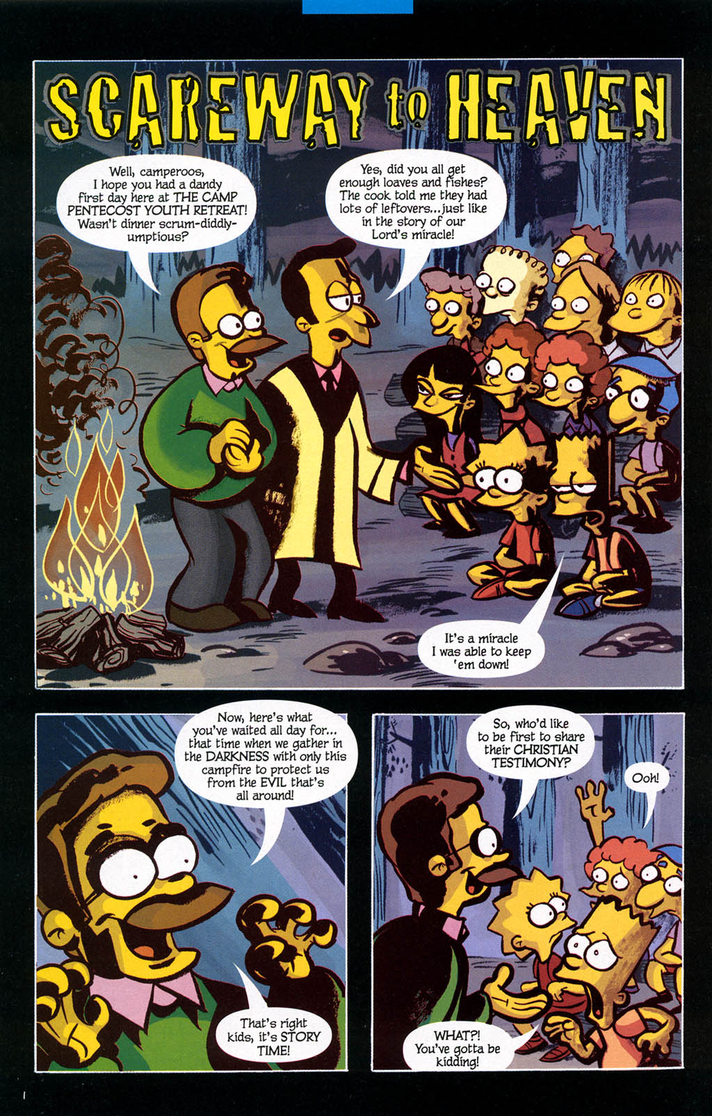Read online Treehouse of Horror comic -  Issue #10 - 41