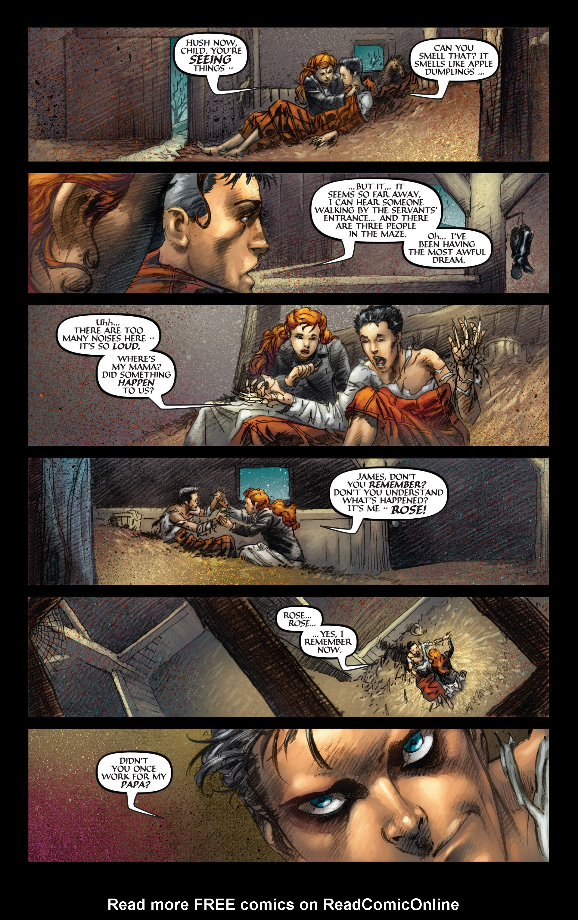 Read online Wolverine: The Origin comic -  Issue #3 - 13