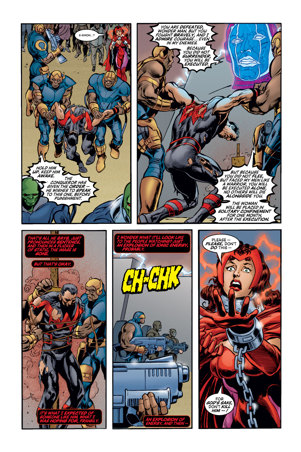 Read online Avengers (1998) comic -  Issue #51 - 19