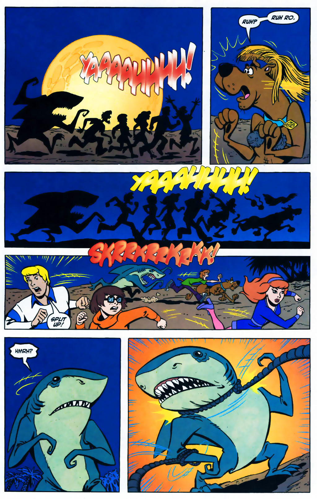 Read online Scooby-Doo (1997) comic -  Issue #87 - 7