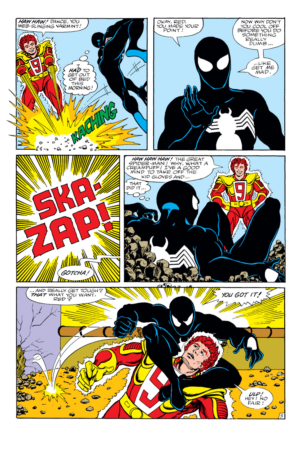 The Amazing Spider-Man (1963) 264 Page 5