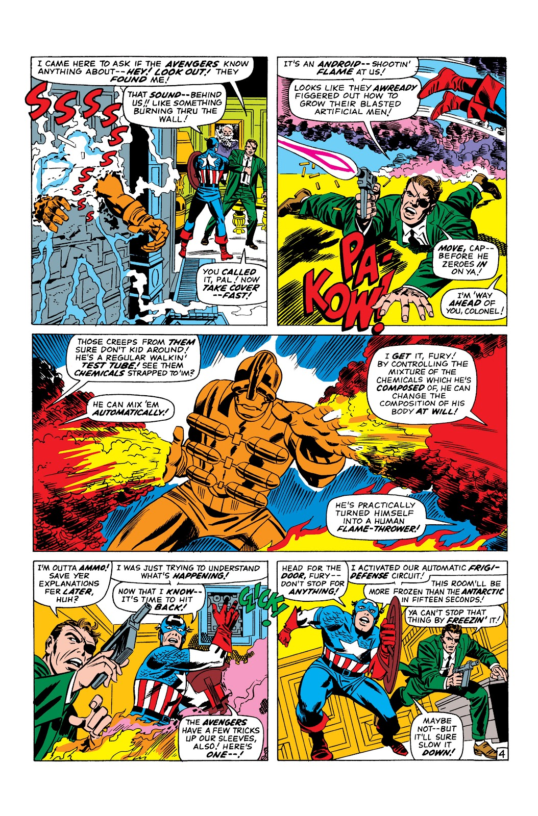 Read online Marvel Masterworks: The Invincible Iron Man comic -  Issue # TPB 3 (Part 3) - 95