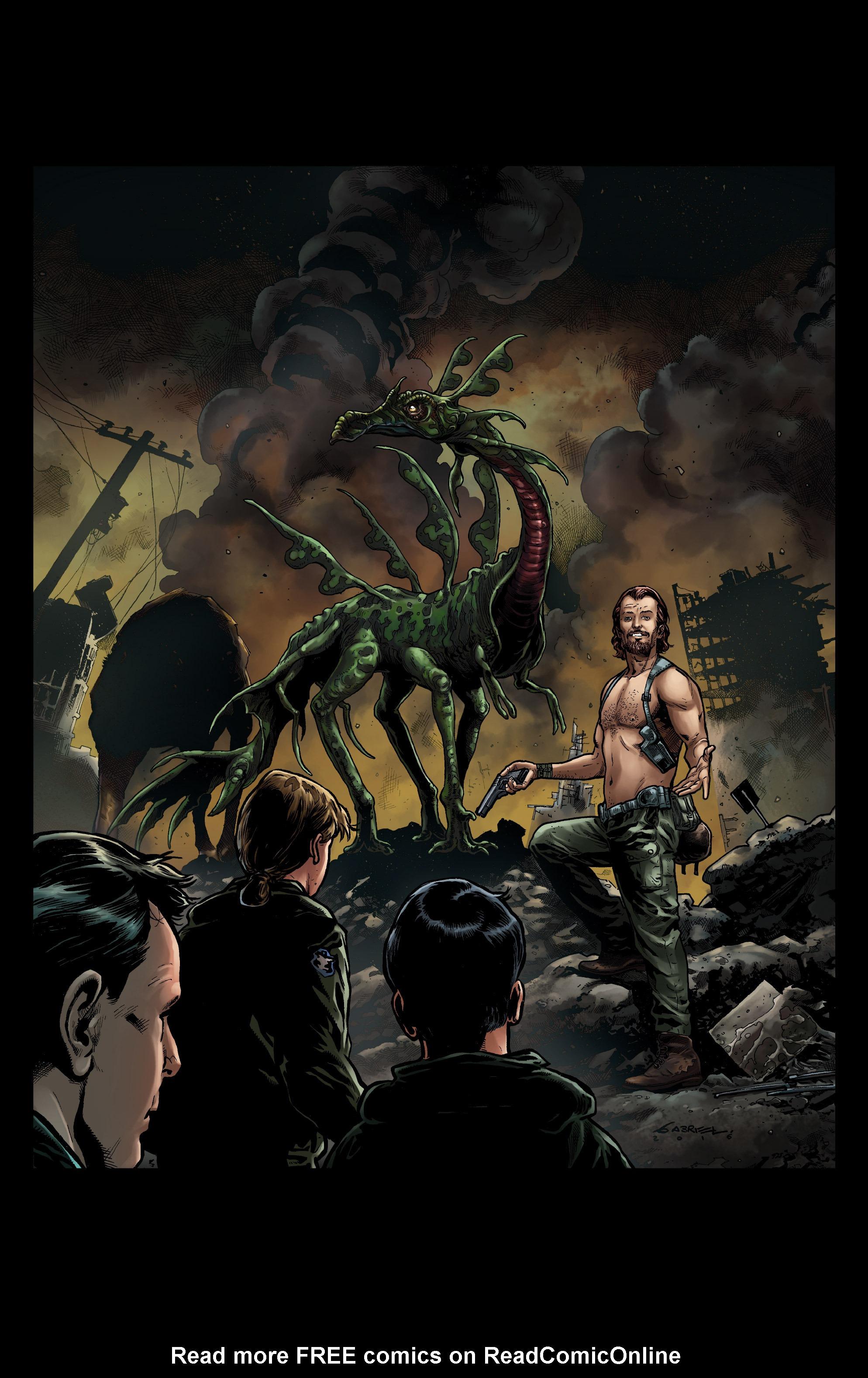 Read online Alan Moore's Cinema Purgatorio comic -  Issue #6 - 51