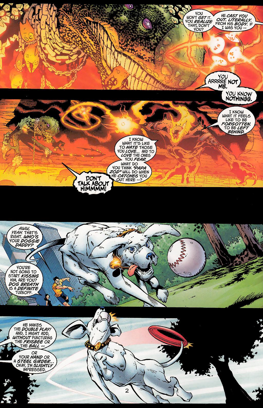 Action Comics (1938) 789 Page 3