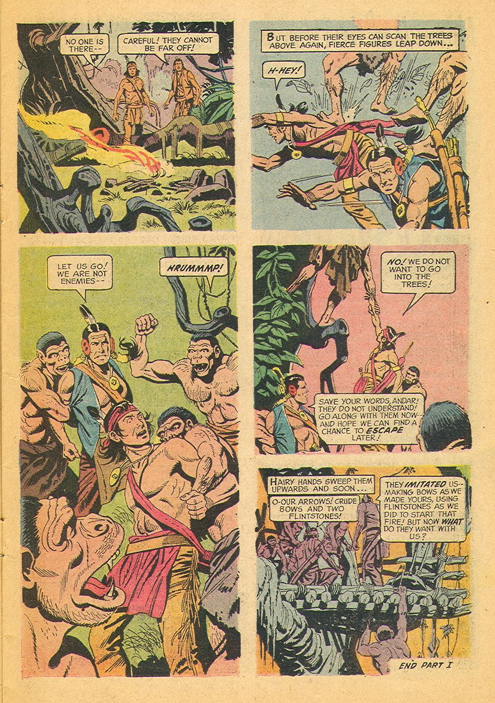 Read online Turok, Son of Stone comic -  Issue #77 - 11