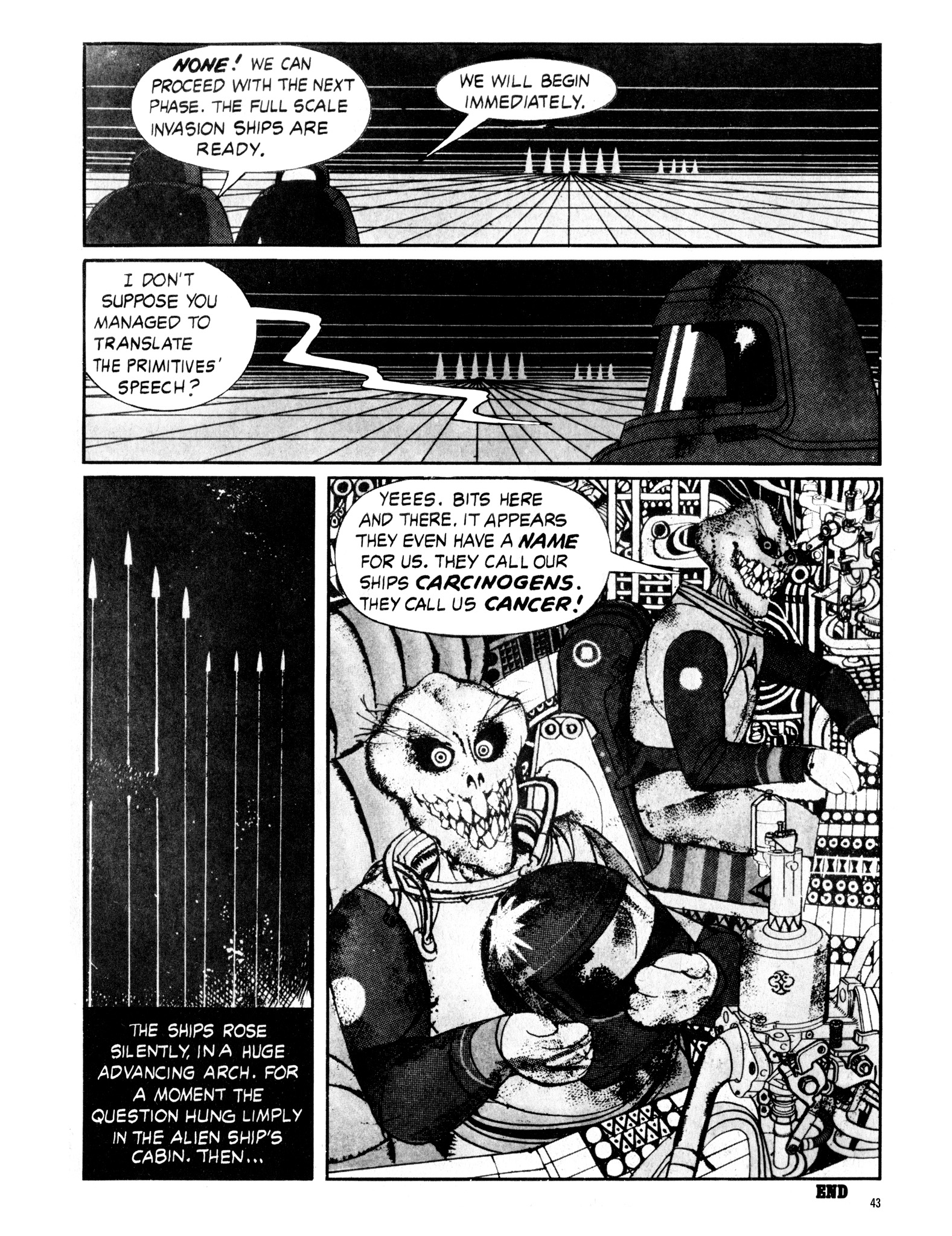 Read online Eerie Archives comic -  Issue # TPB 16 - 44