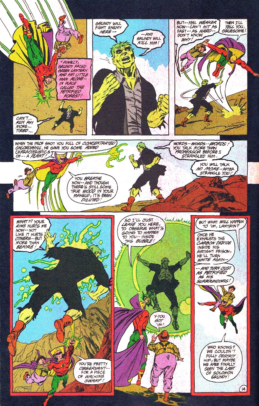 Infinity Inc. (1984) issue 39 - Page 16