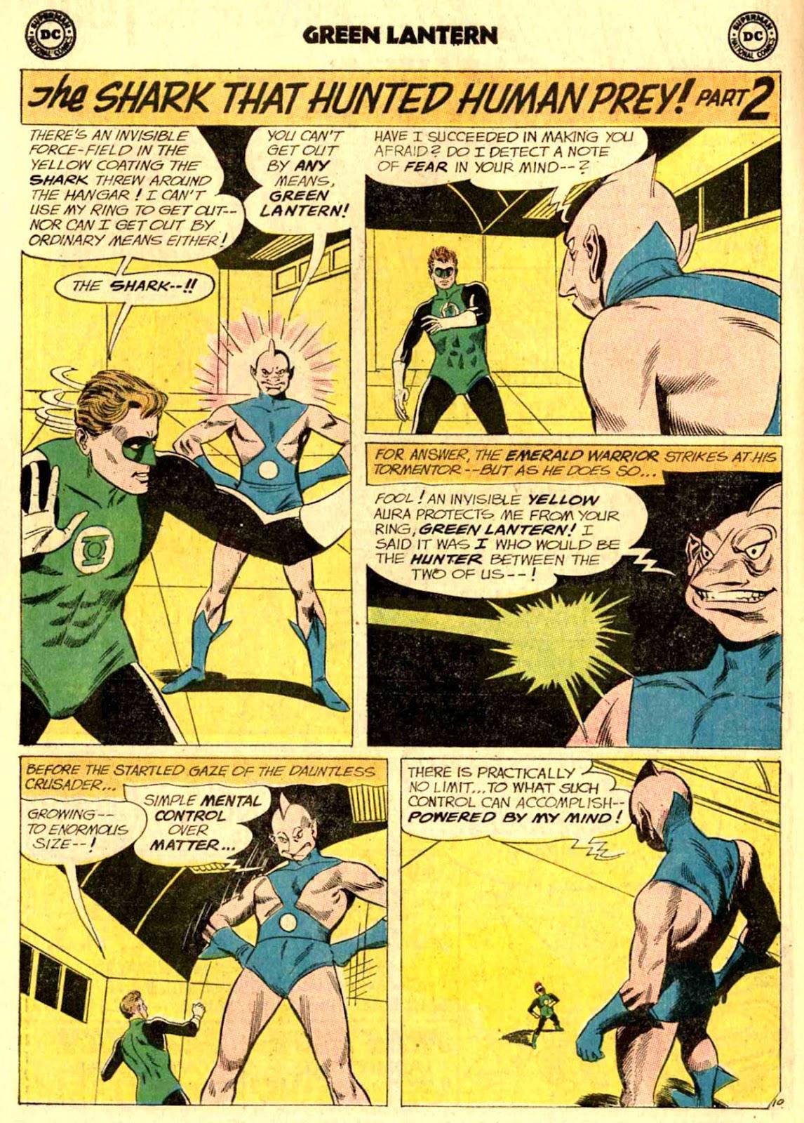 Green Lantern (1960) Issue #24 #27 - English 14