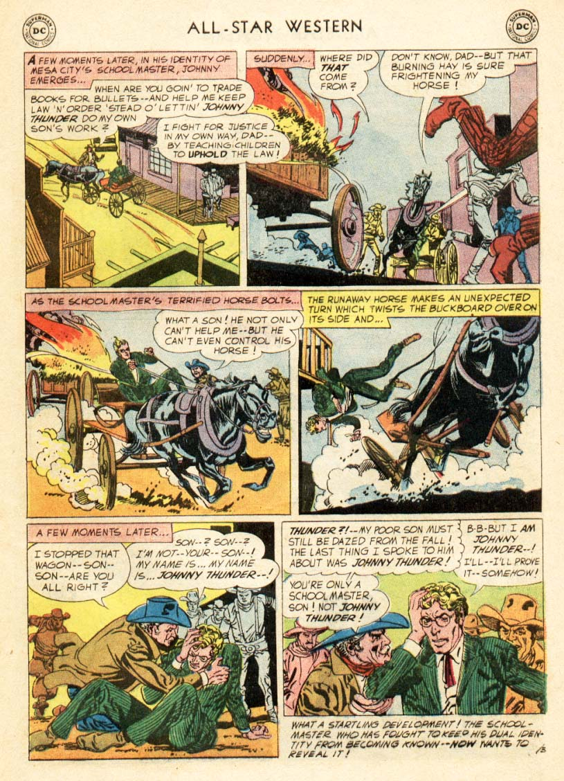 Read online All-Star Western (1951) comic -  Issue #97 - 25