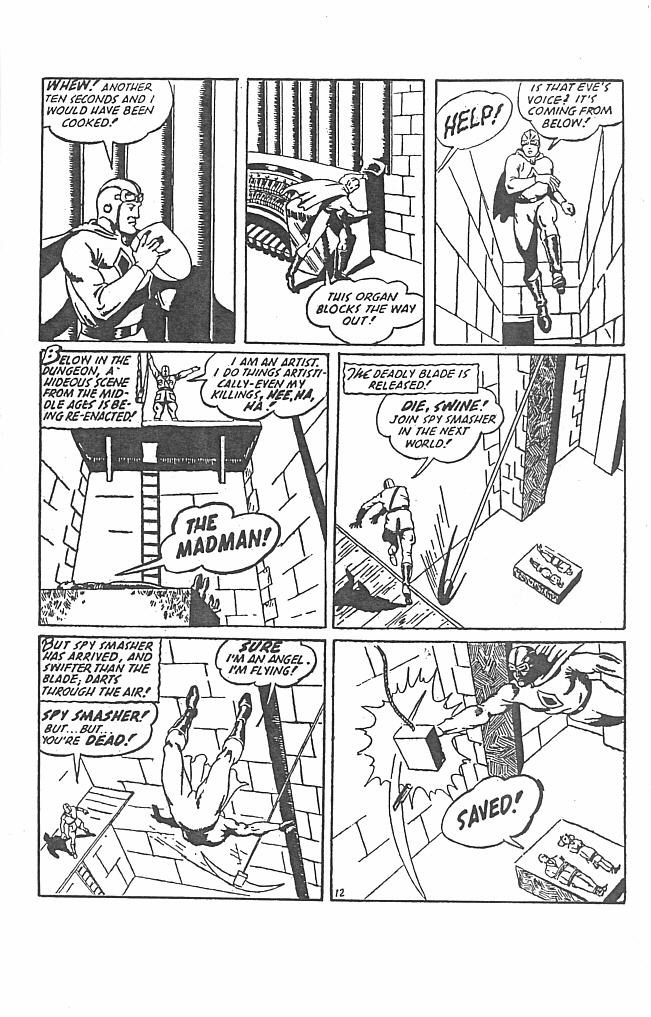 Read online Men of Mystery Comics comic -  Issue #38 - 34