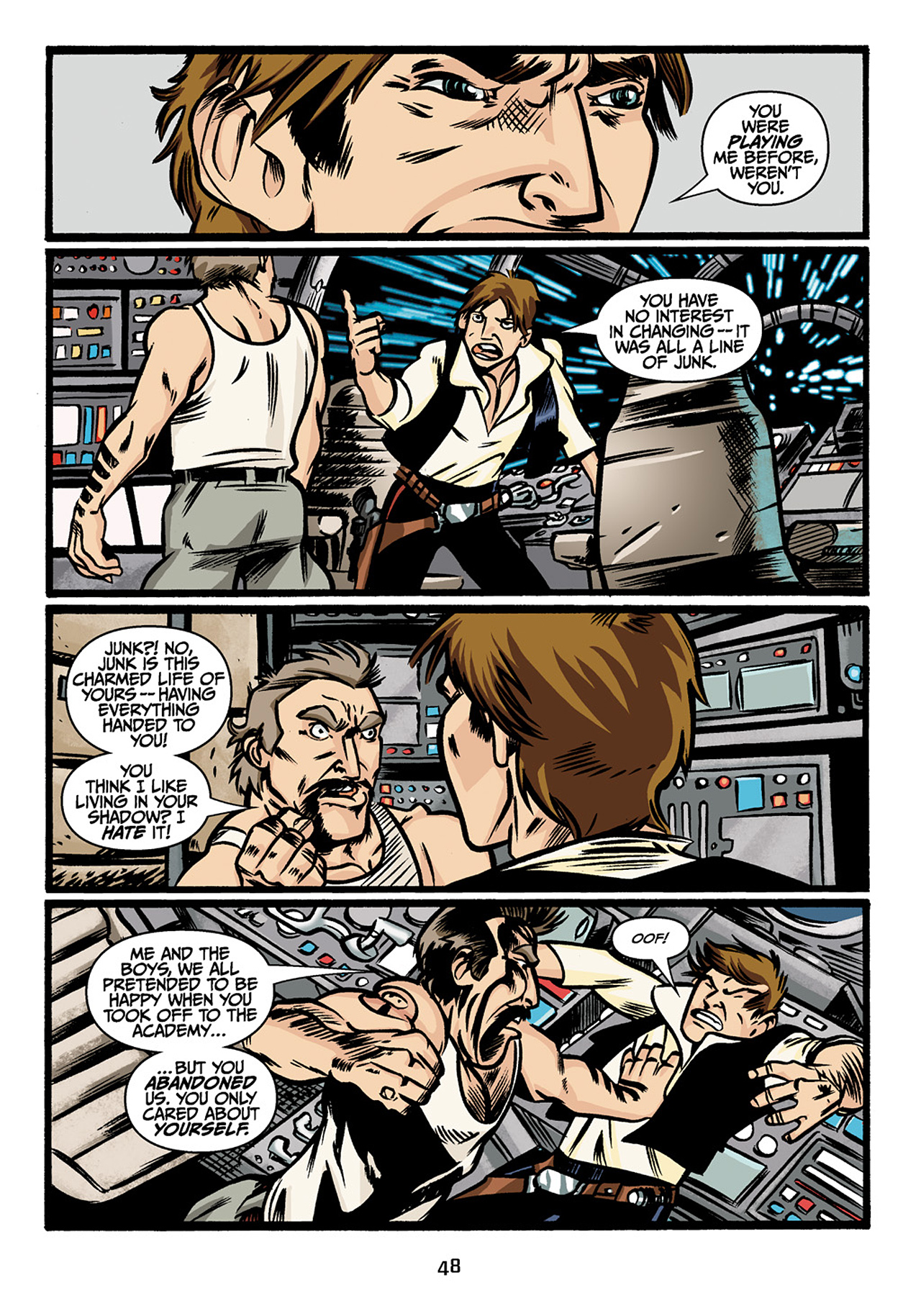 Read online Star Wars Omnibus comic -  Issue # Vol. 33 - 50