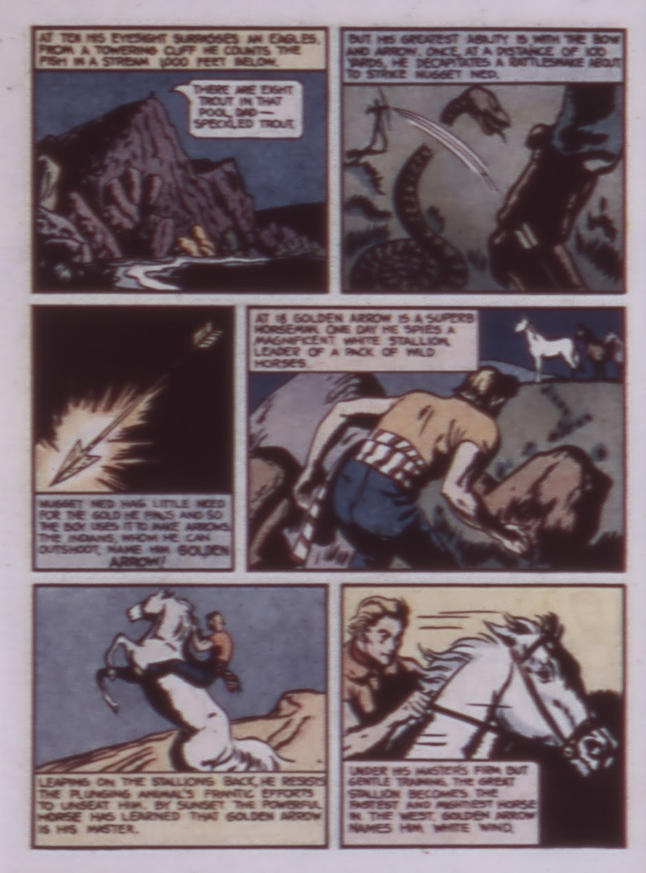 Read online WHIZ Comics comic -  Issue #1 - 29