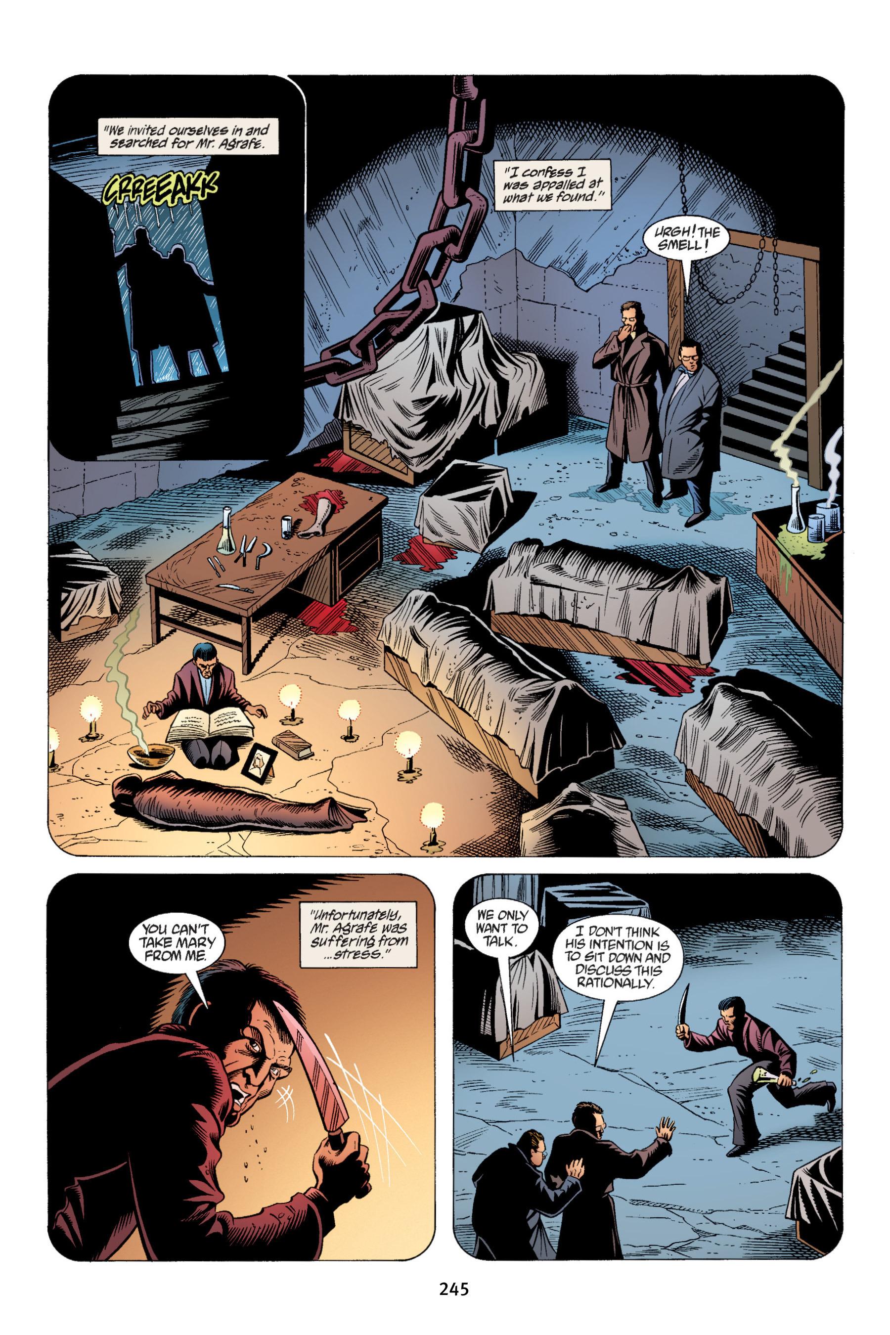 Read online Buffy the Vampire Slayer: Omnibus comic -  Issue # TPB 4 - 243