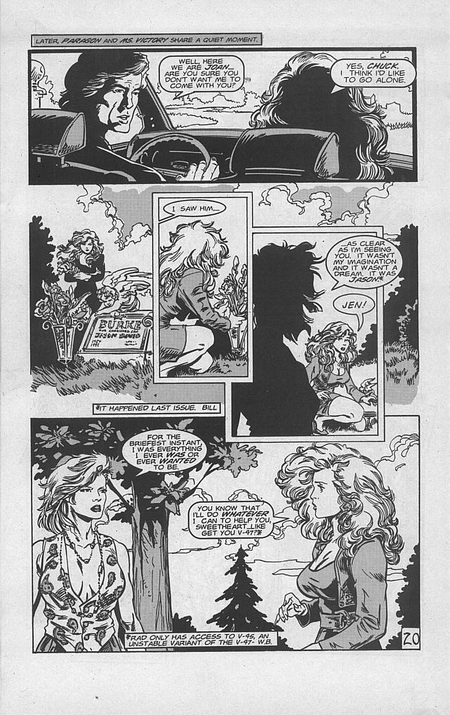 Femforce Issue #94 #94 - English 22