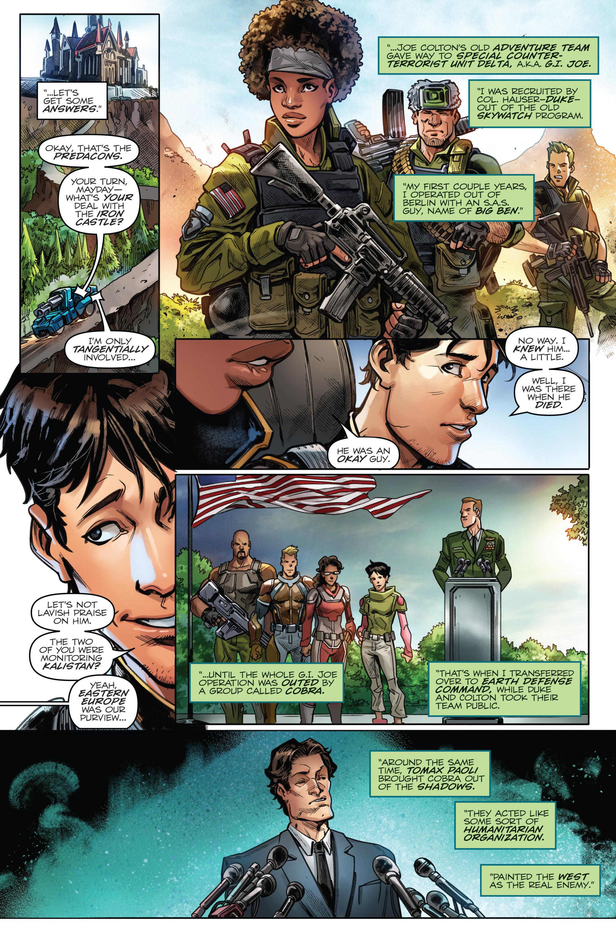Read online Revolutionaries comic -  Issue #4 - 10