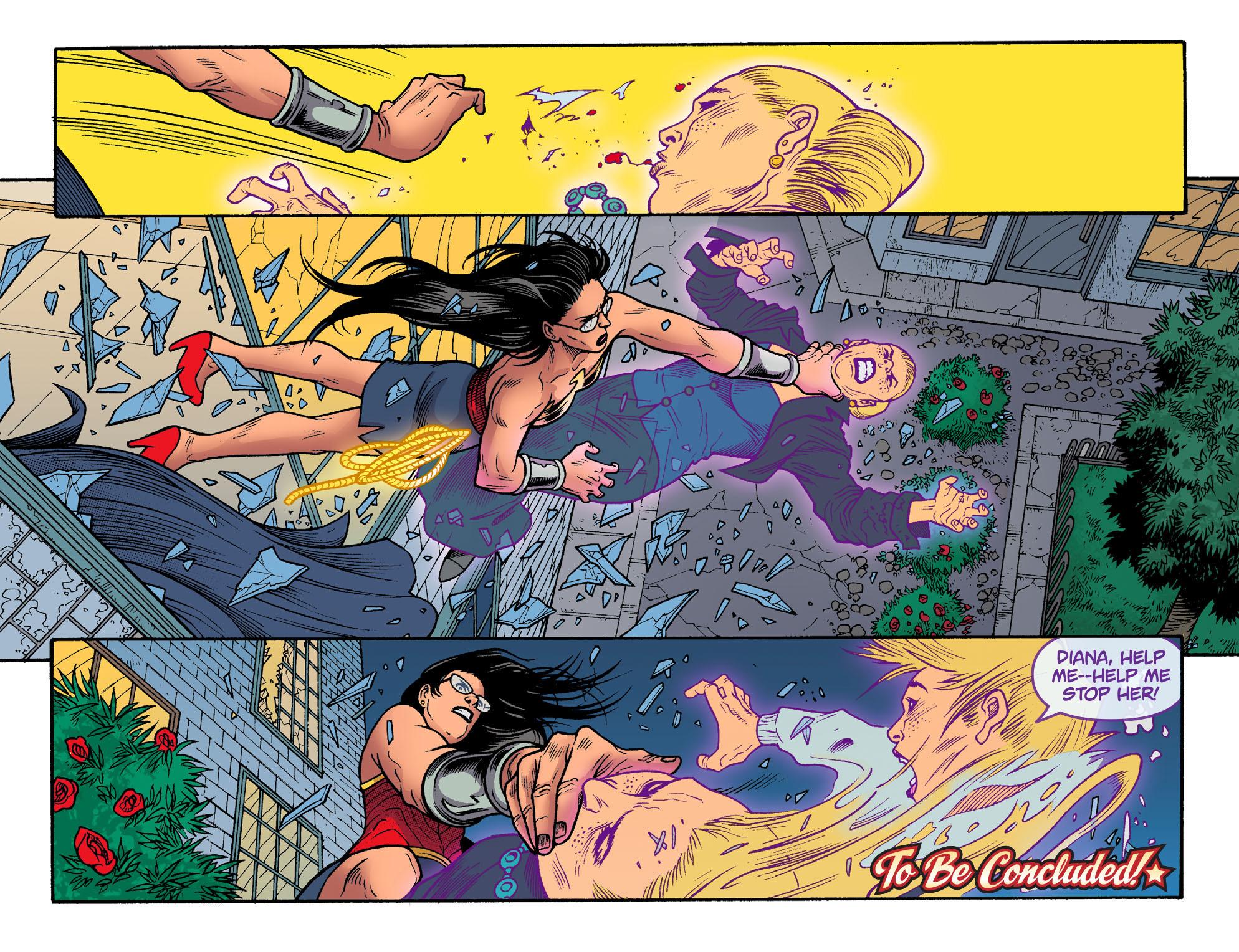 Read online Sensation Comics Featuring Wonder Woman comic -  Issue #43 - 23