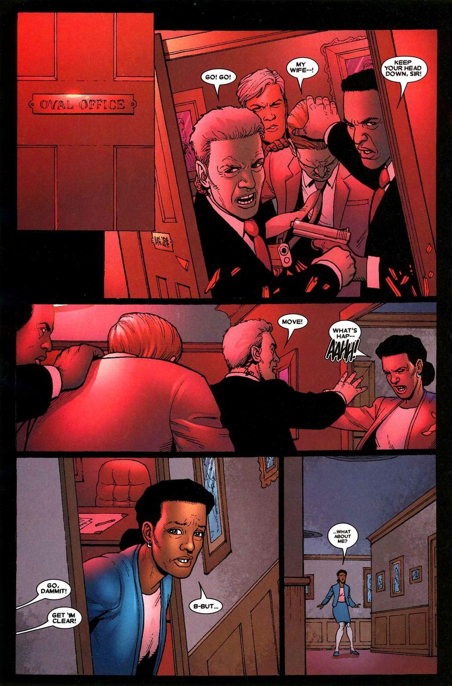 Read online Wolverine: Origins comic -  Issue #1 - 8