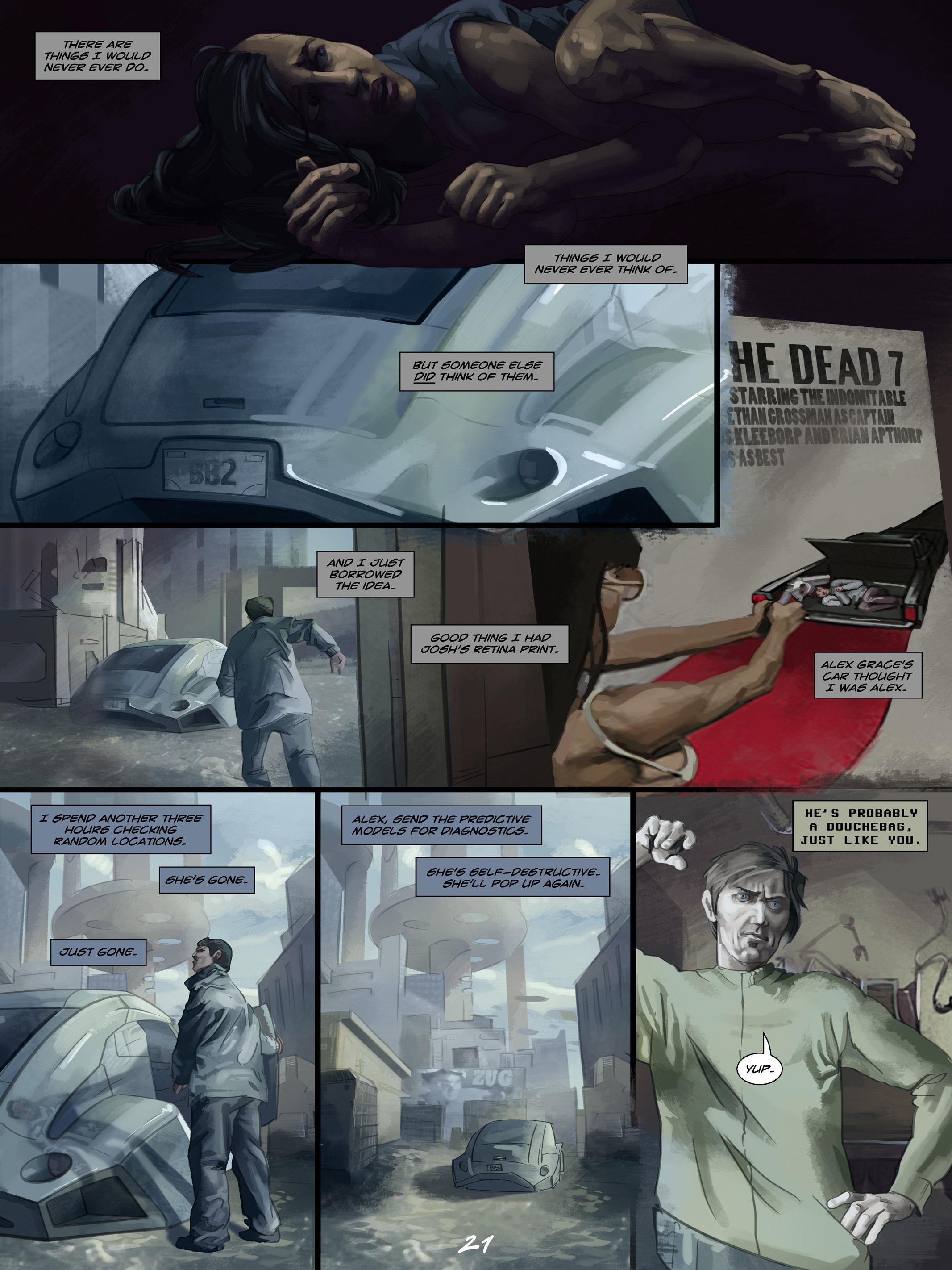 Read online Wynter comic -  Issue #4 - 22