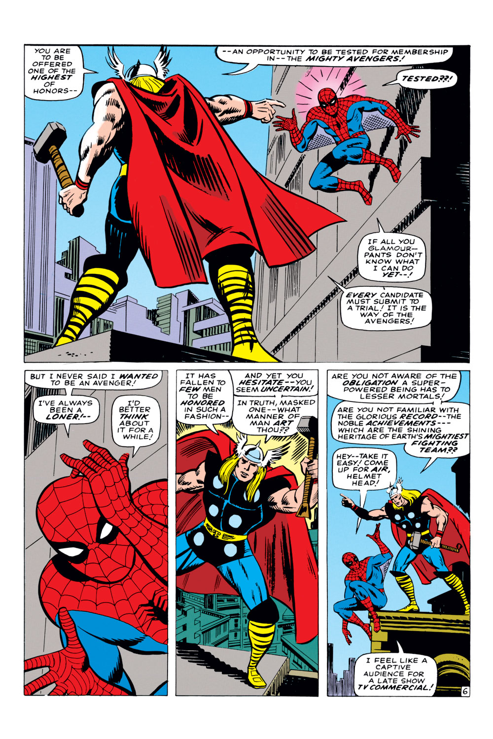 The Amazing Spider-Man (1963) _Annual_3 Page 6