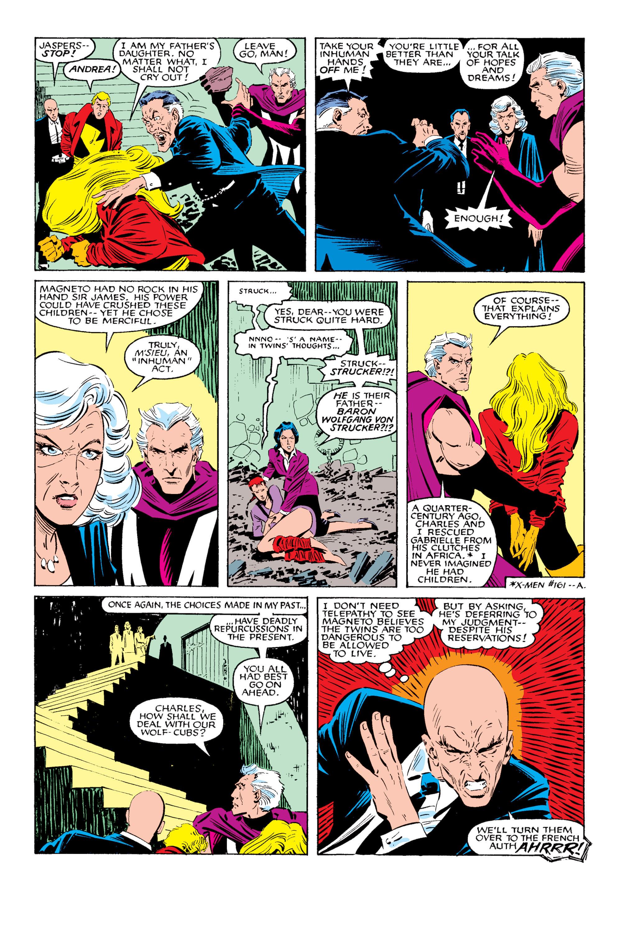 Read online Uncanny X-Men (1963) comic -  Issue #200 - 36