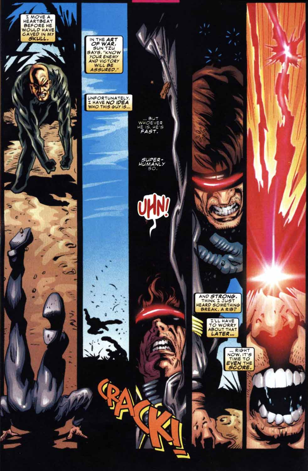 Read online Cyclops (2001) comic -  Issue #2 - 11
