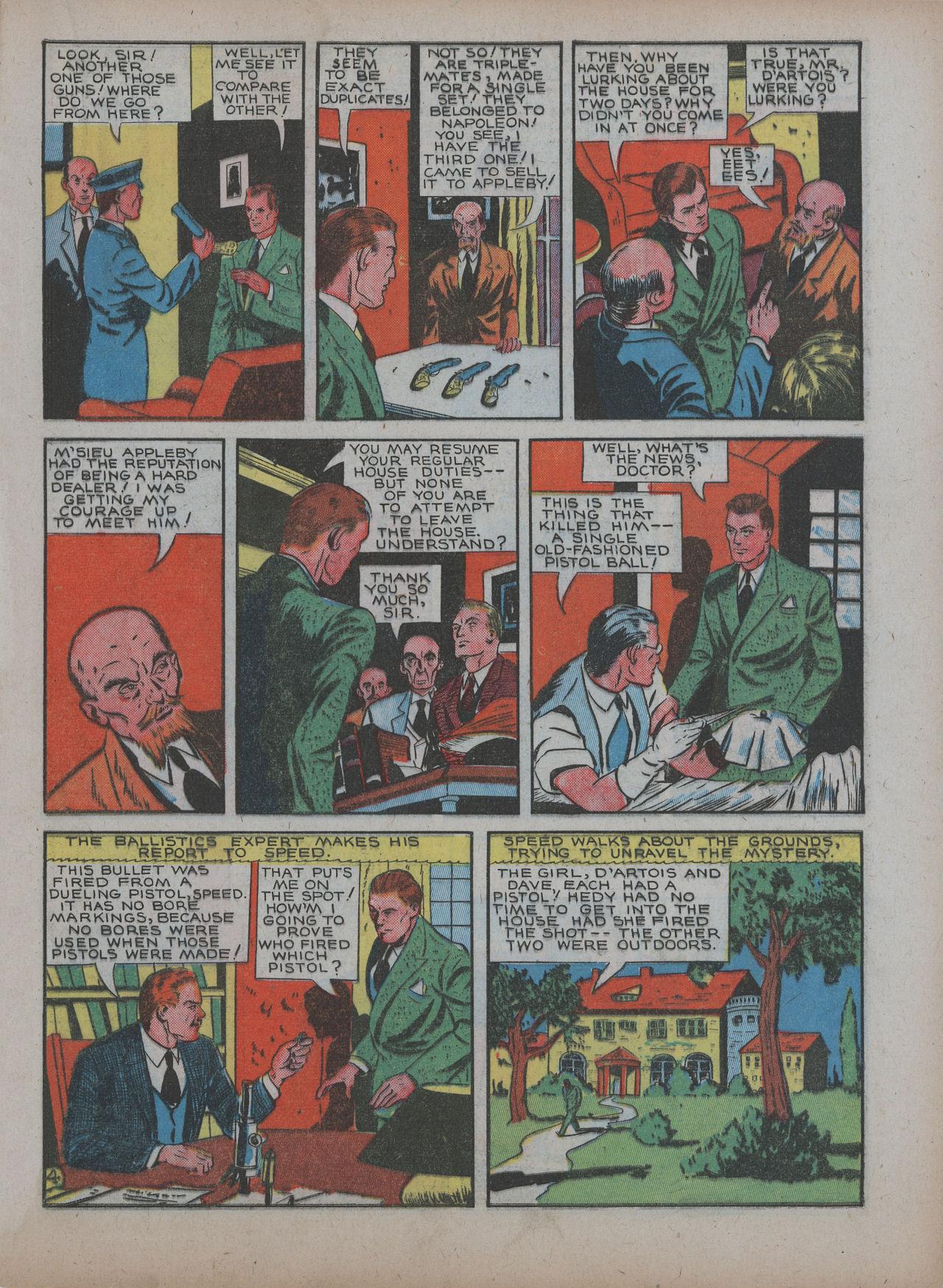 Read online Detective Comics (1937) comic -  Issue #48 - 41